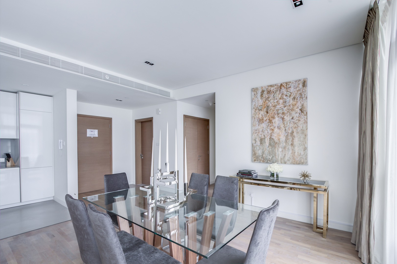 Apartment Sophisticated 1BR in City Walk B1 403 photo 21785619