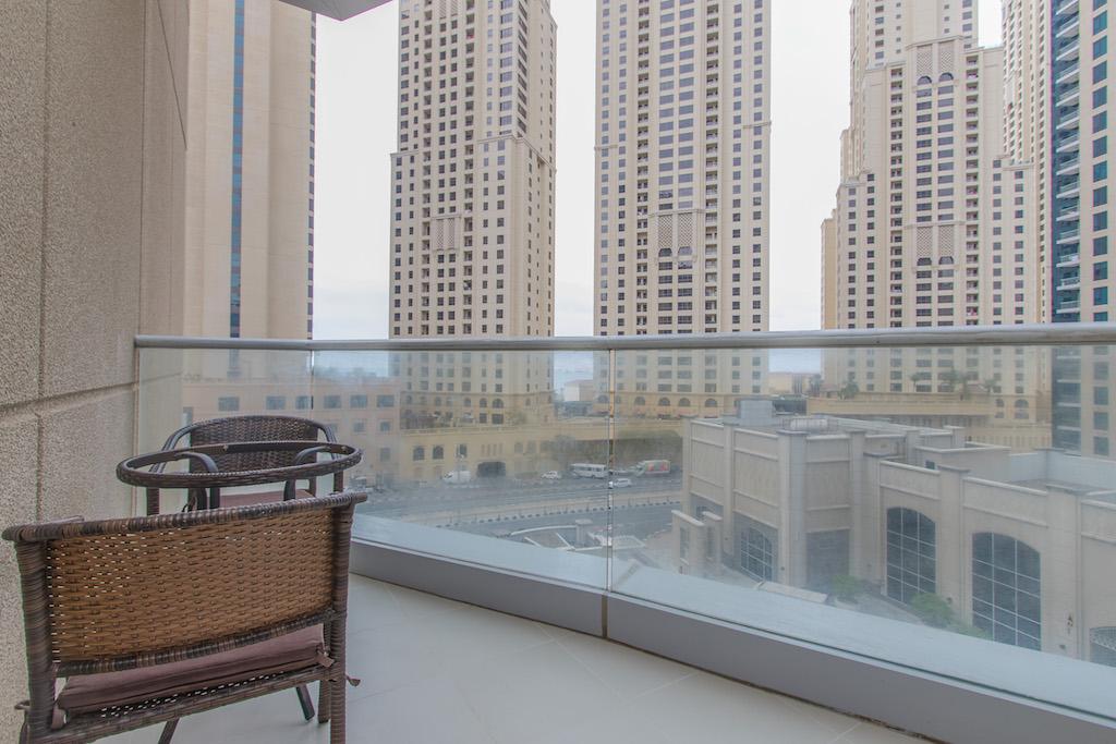 Tram in 3 Min Walk!! Spacious 1 Bed Apt. Aurora, Dubai Marina #603 photo 13923999
