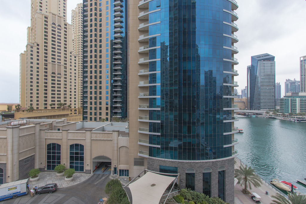 Tram in 3 Min Walk!! Spacious 1 Bed Apt. Aurora, Dubai Marina #603 photo 13924001