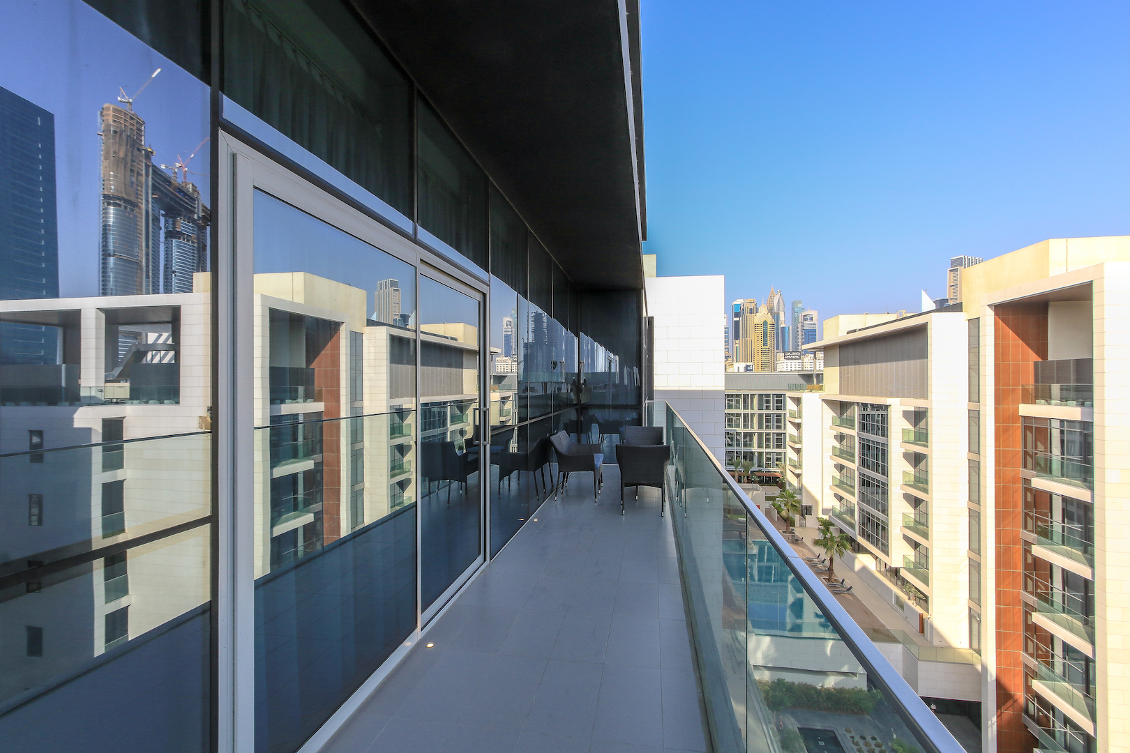 Apartment Available 2BR in City Walk  608B22 photo 16715041