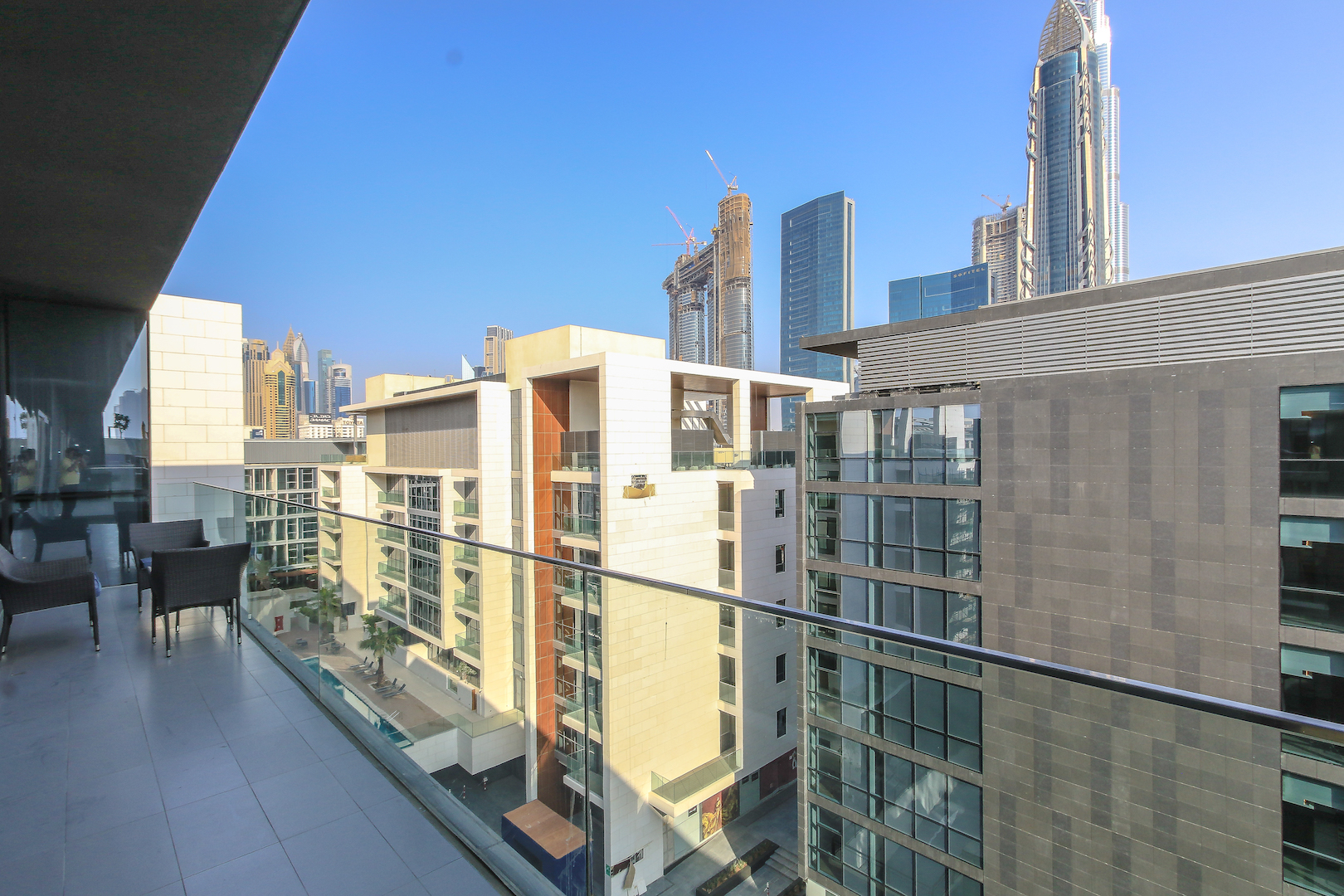 Apartment Available 2BR in City Walk  608B22 photo 16715043