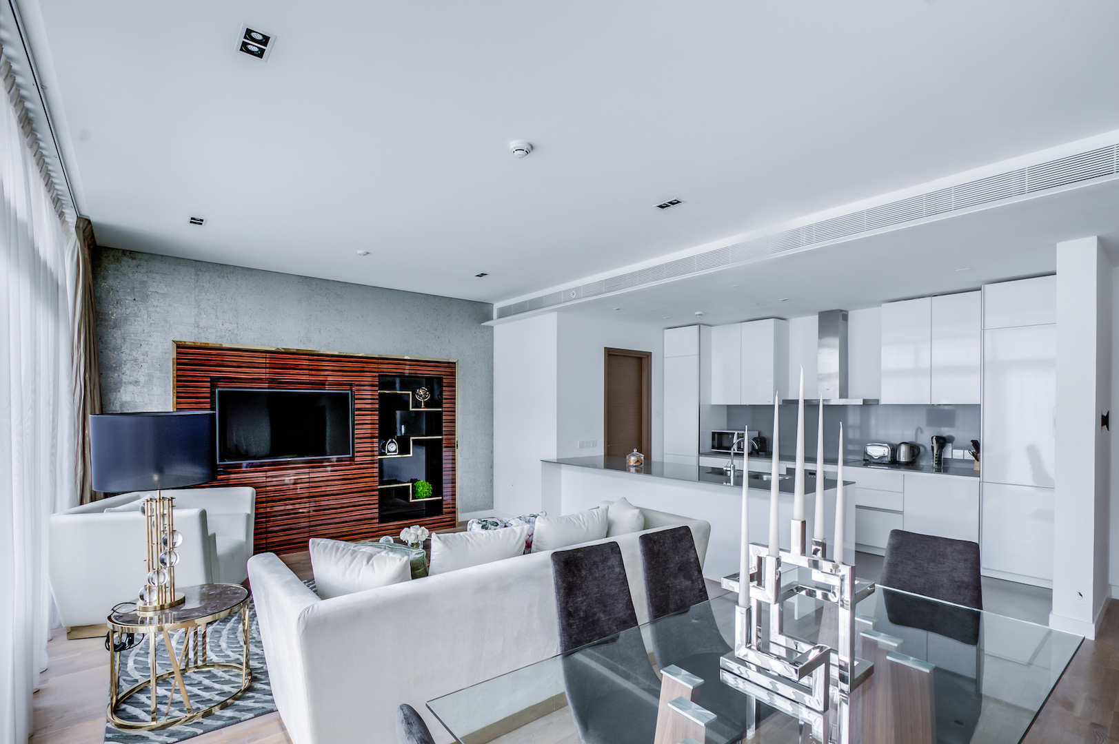 Near Everywhere You Want to Be, Fully Furnished 1 Bed in City Walk Building 1 '303 photo 20753987