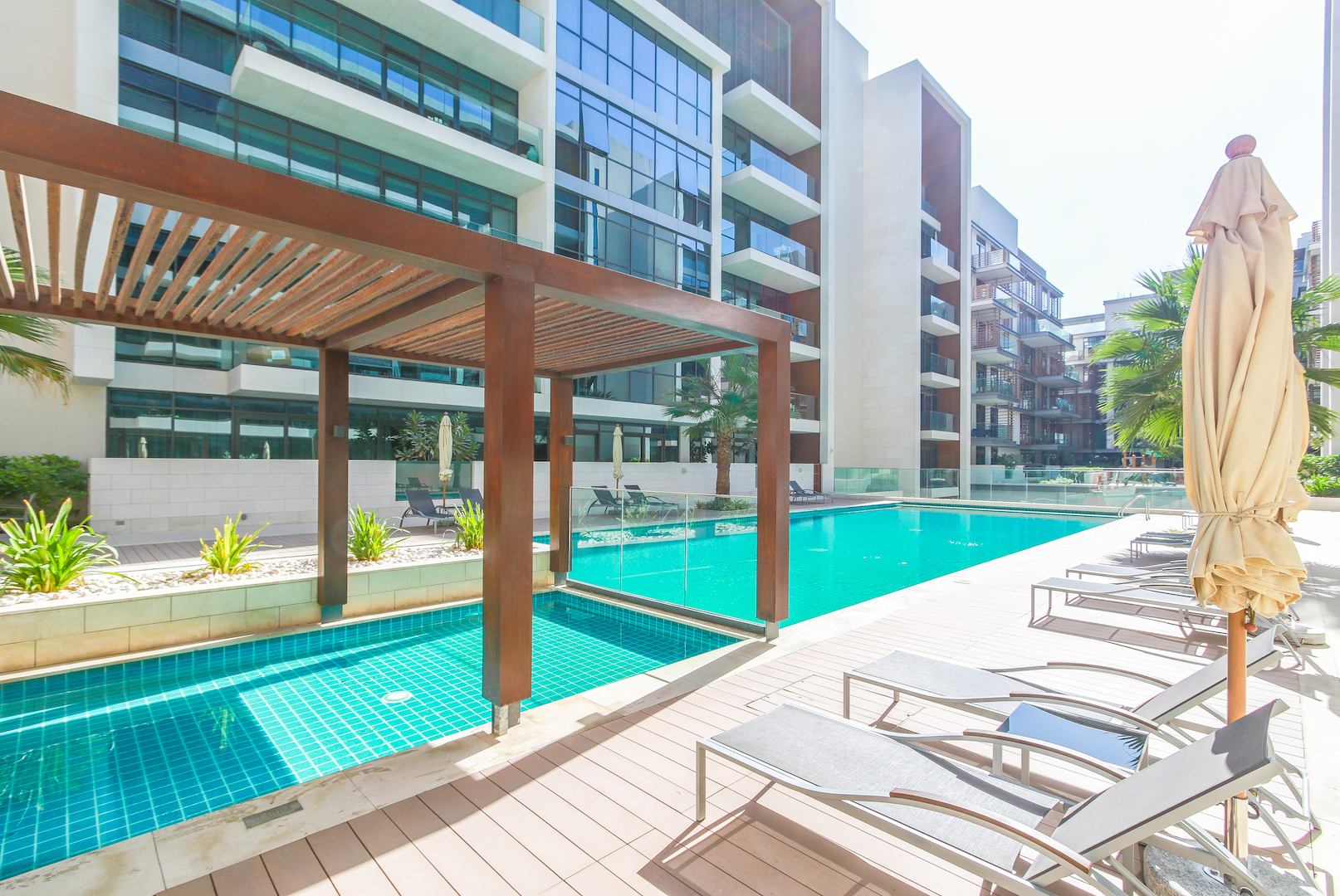 Apartment Live at the Center of Modern Conveniences   Entertainment  1 Bed at City Walk Bldg 12  505  photo 25236219