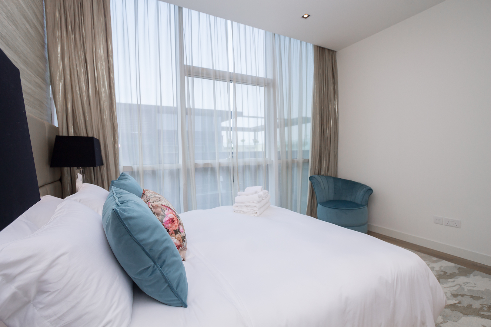 Apartment Amazing 2 Beds Opposite The Mall and Cinema in City Walk B1 511 photo 25057866