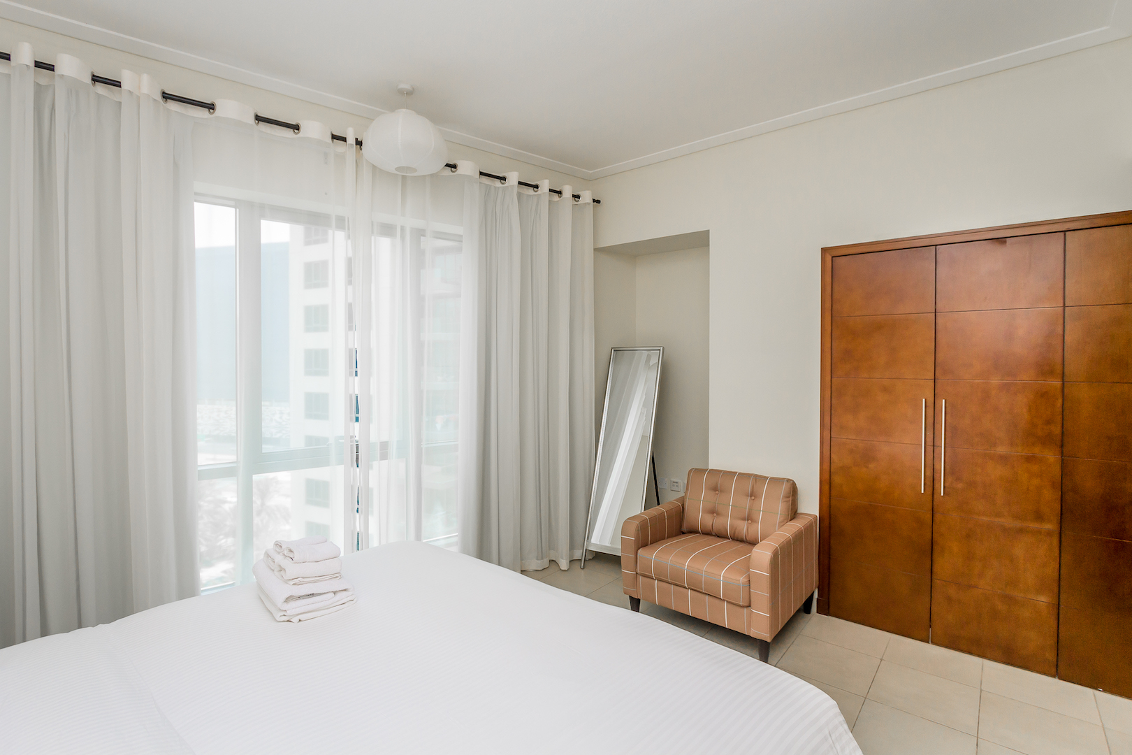 Home For Your Holiday, 1 Bed with Partial Burj Khalifa View, South Ridge, Downtown photo 21304042