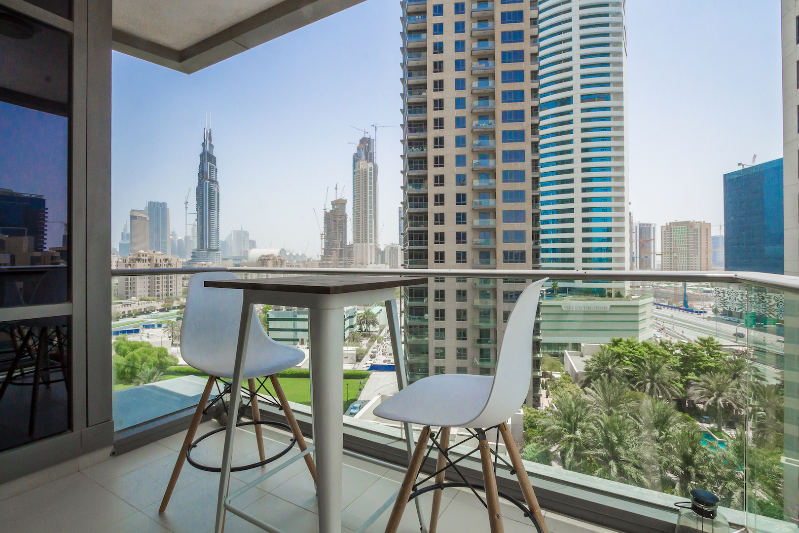 Home For Your Holiday, 1 Bed with Partial Burj Khalifa View, South Ridge, Downtown photo 21304046