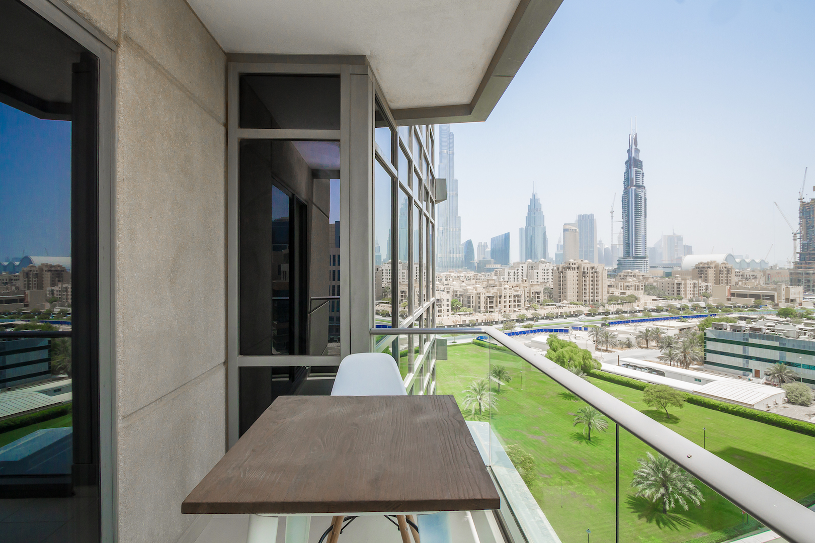 Apartment Home For Your Holiday  1 Bed with Partial Burj Khalifa View  South Ridge  Downtown photo 21304056