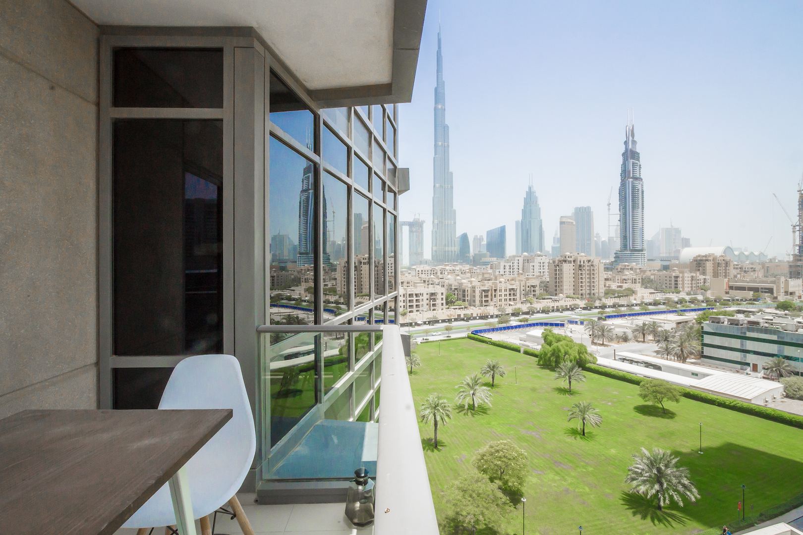 Apartment Home For Your Holiday  1 Bed with Partial Burj Khalifa View  South Ridge  Downtown photo 21304070