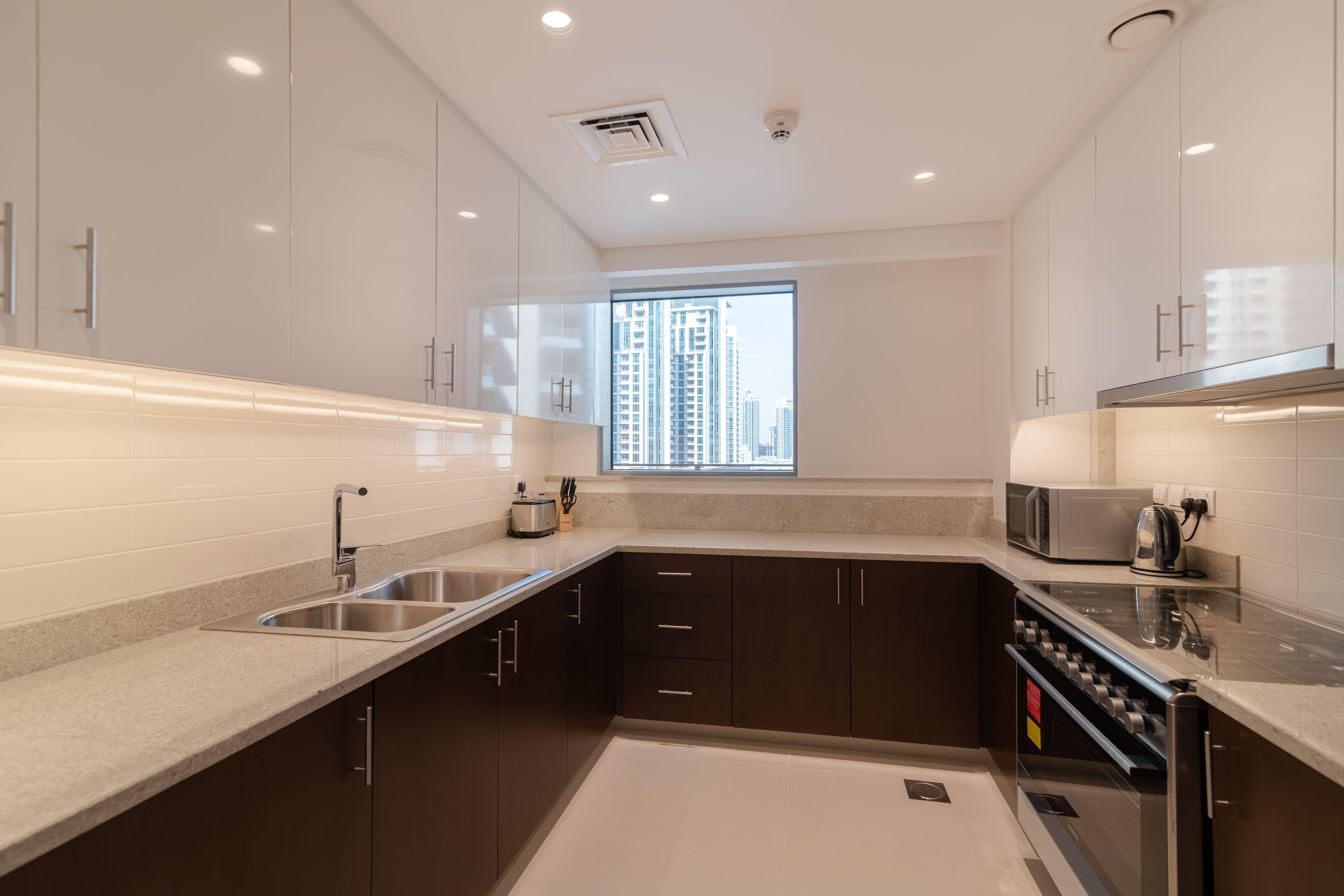 Apartment Stunning 2 BR   Burj Khalifa View  Blvd Crescent Downtown photo 20818562
