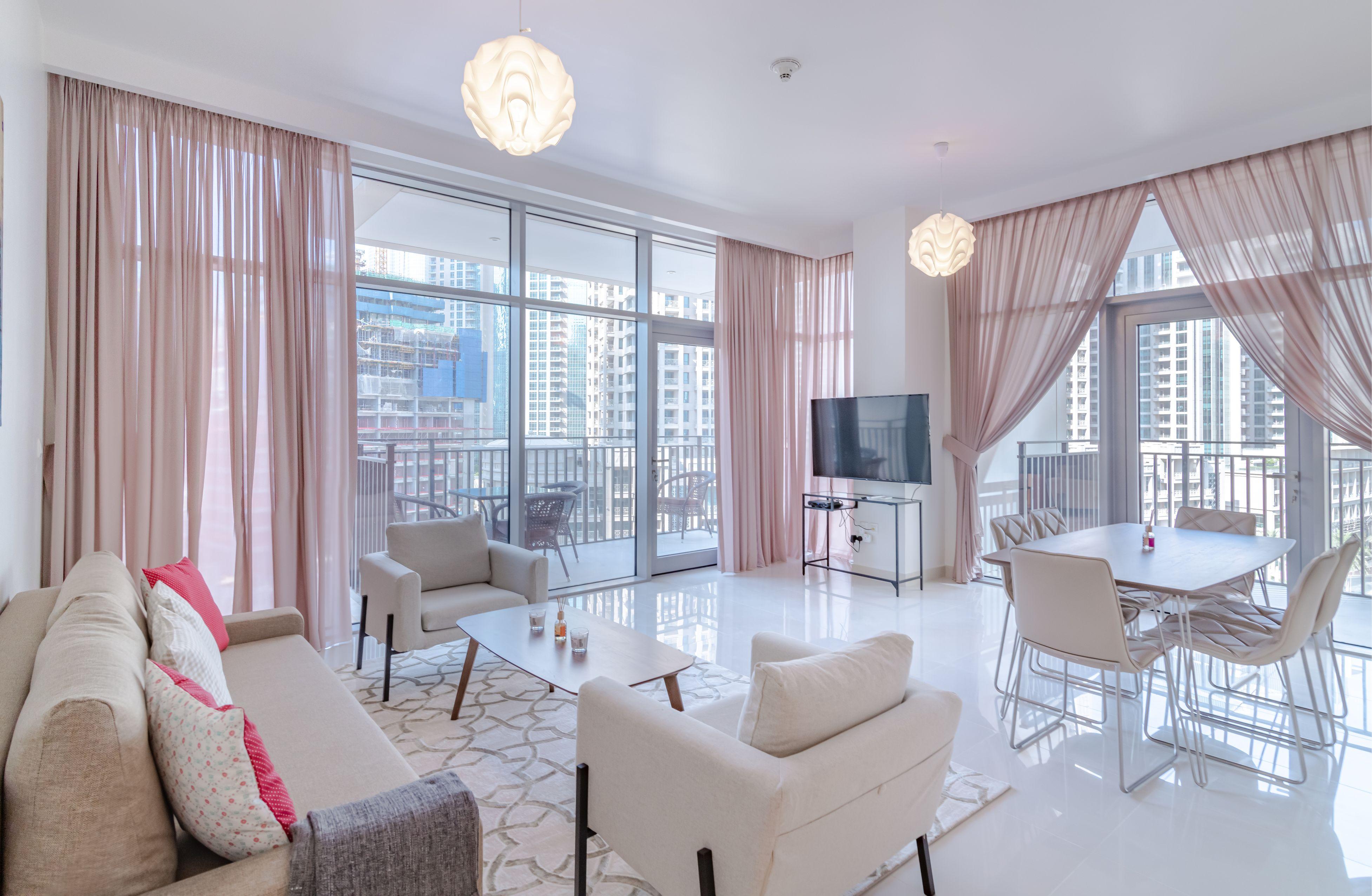 Apartment Stunning 2 BR   Burj Khalifa View  Blvd Crescent Downtown photo 20818544