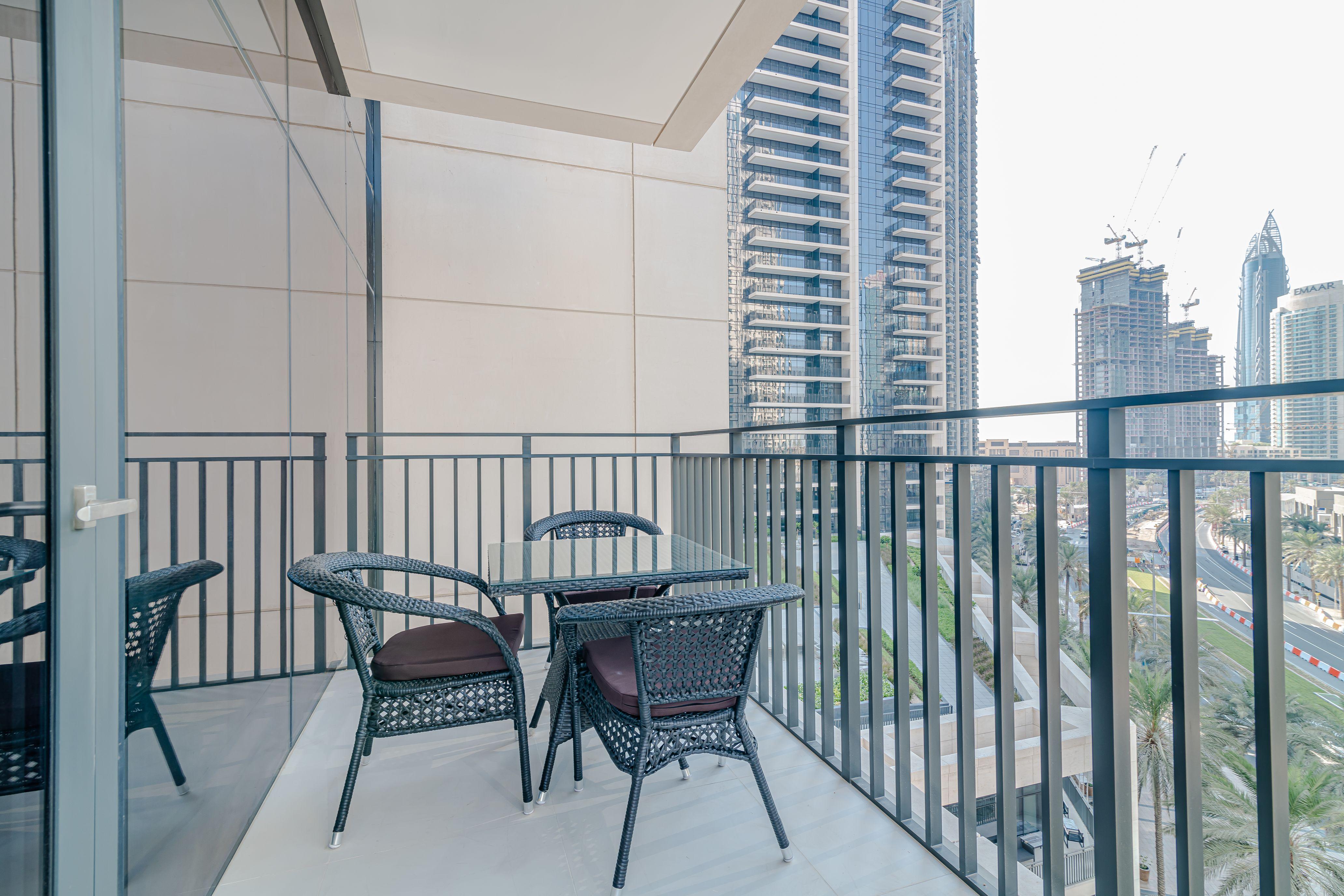 Apartment Stunning 2 BR   Burj Khalifa View  Blvd Crescent Downtown photo 20818576