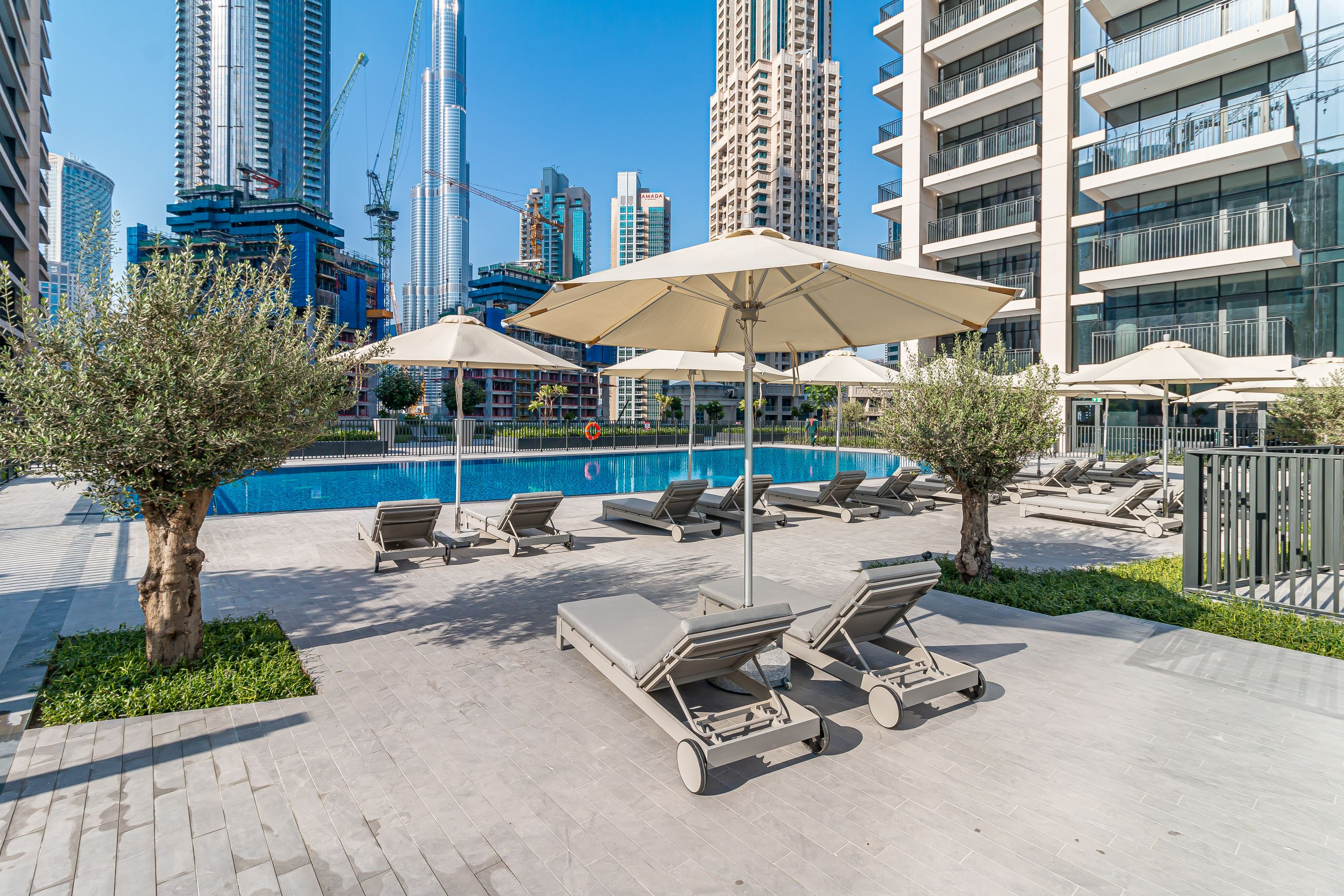 Apartment Stunning 2 BR   Burj Khalifa View  Blvd Crescent Downtown photo 20818586