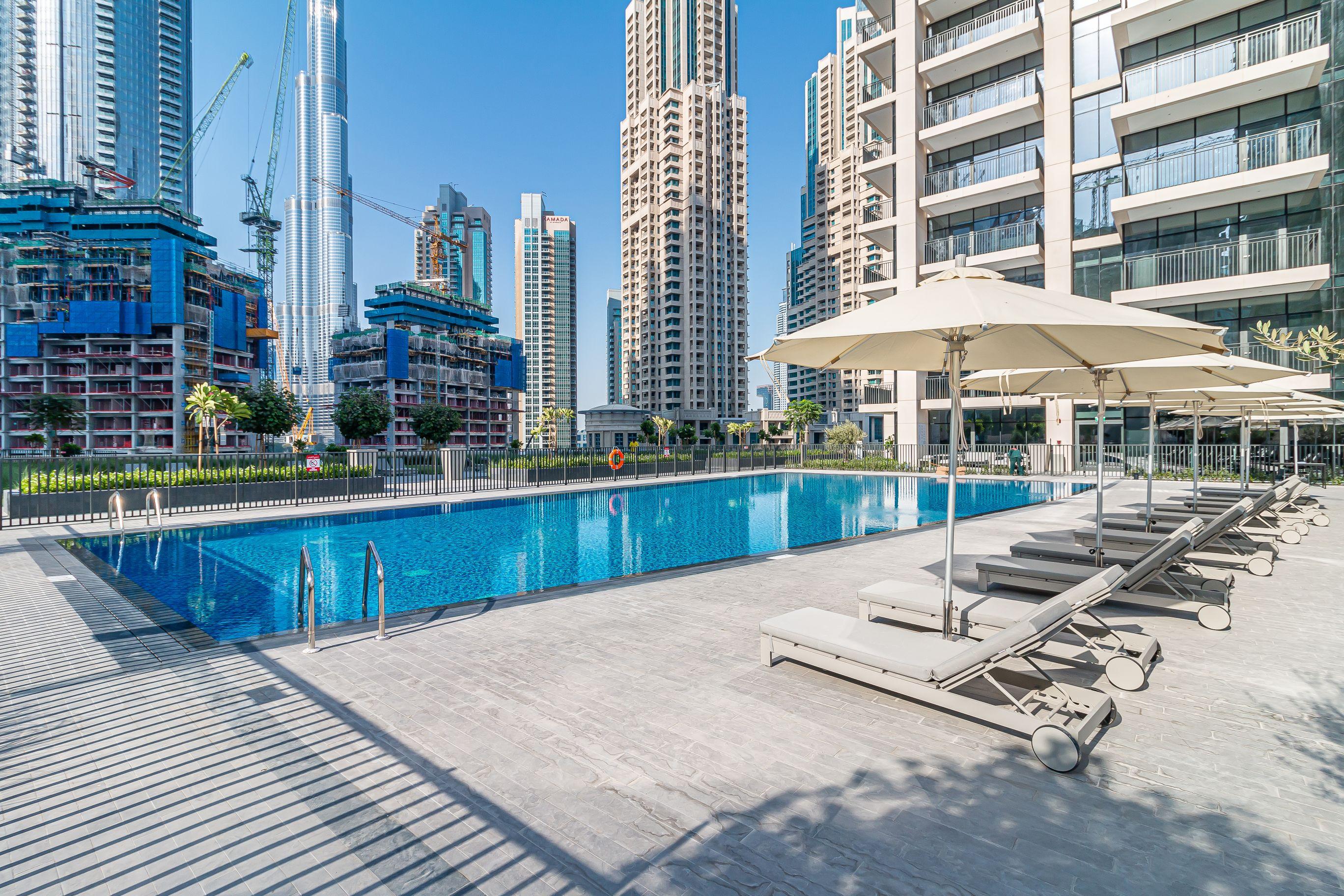 Apartment Stunning 2 BR   Burj Khalifa View  Blvd Crescent Downtown photo 20818584