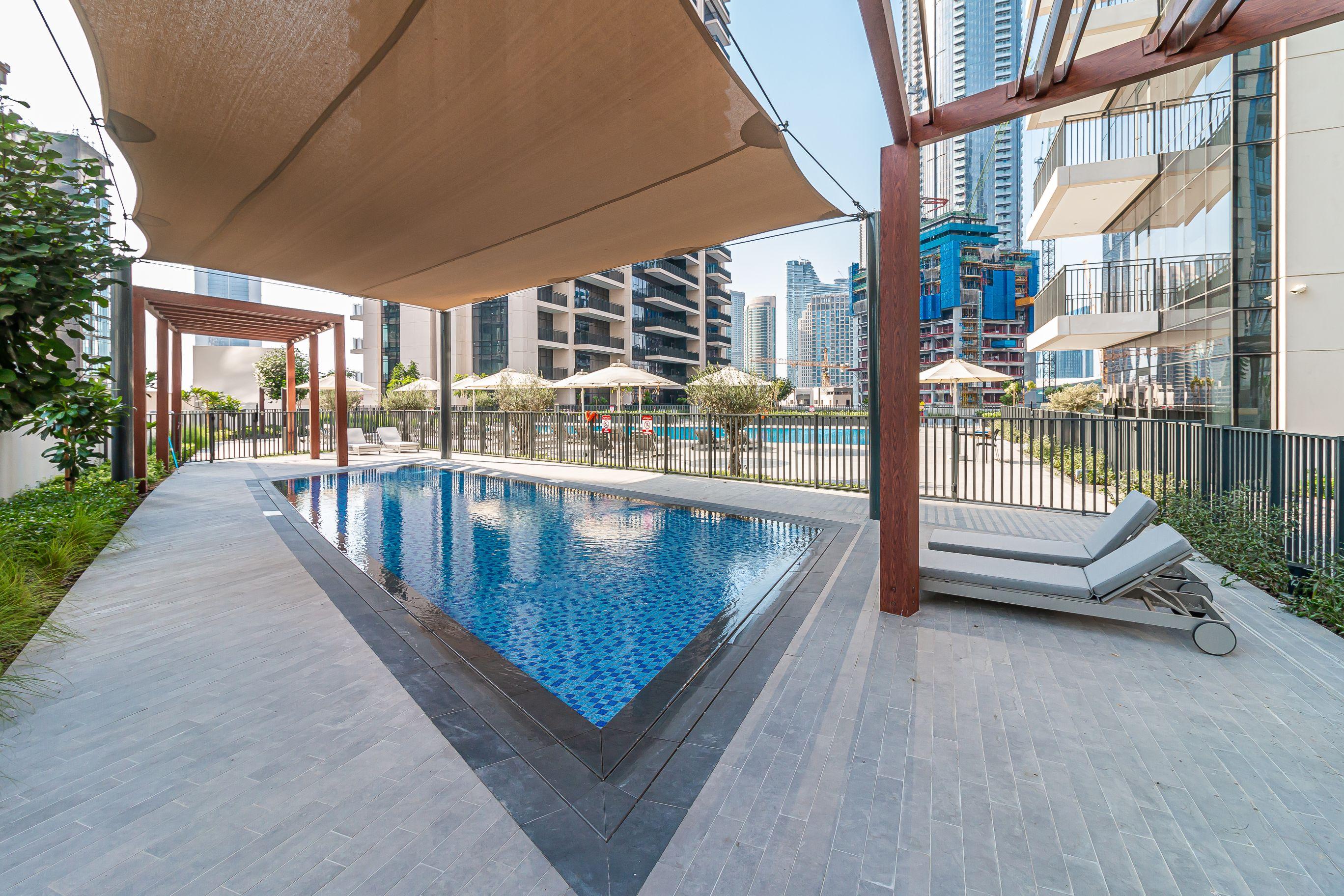 Apartment Stunning 2 BR   Burj Khalifa View  Blvd Crescent Downtown photo 20818592