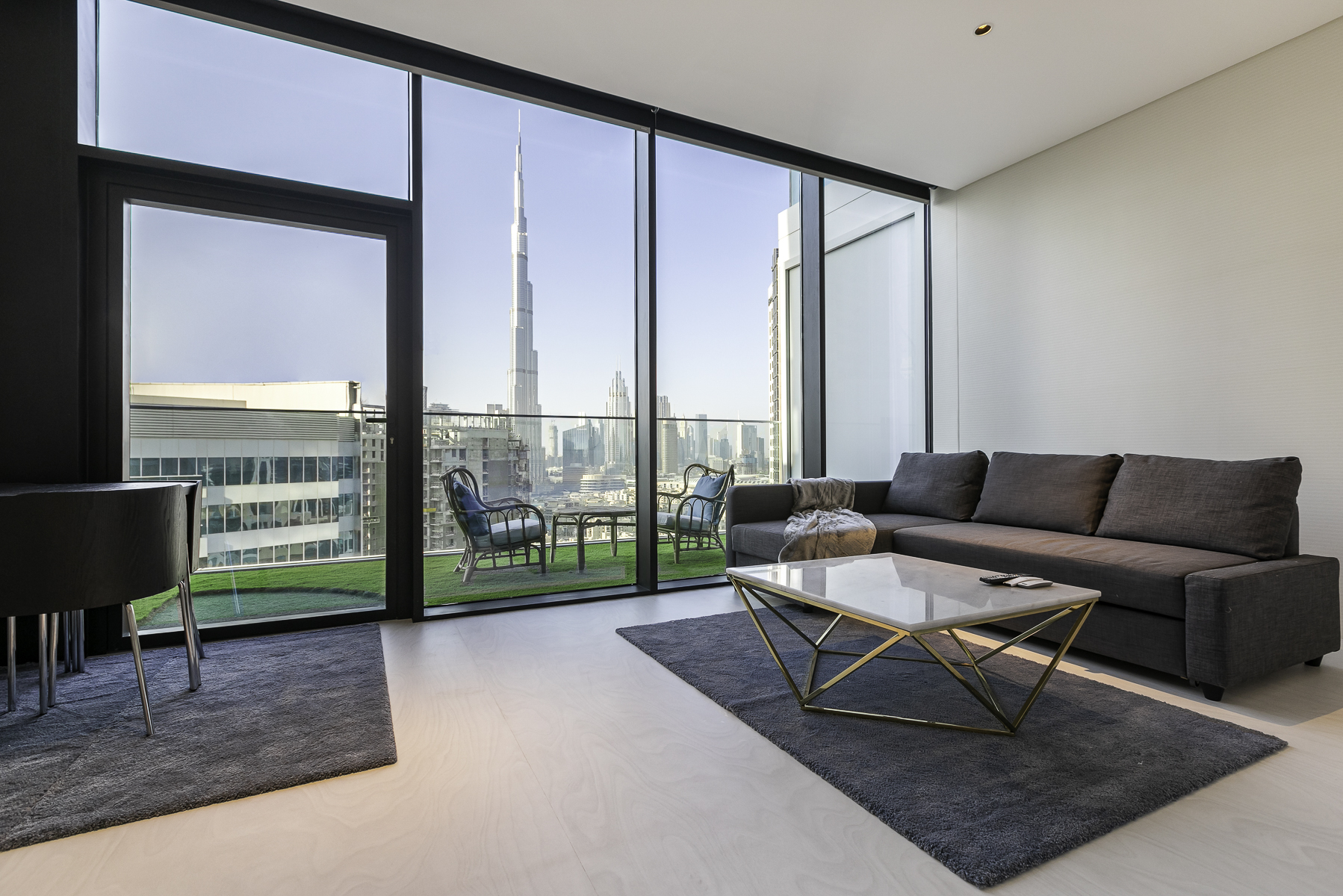 Apartment Brand New Comfy Burj Khalifa View Studio in Marquise Square  Business Bay   2314 photo 16577569