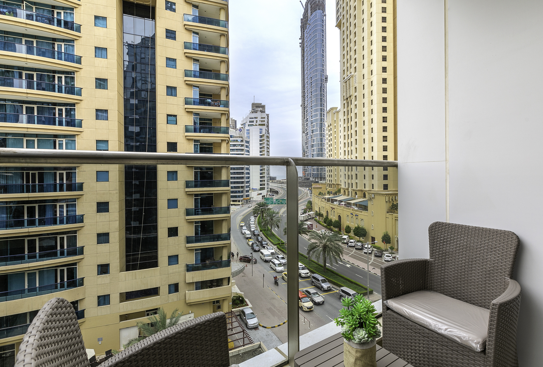 Apartment Brand New Studio Next To Tram   Amazing Marina View   JBR Beach Access  505 photo 20934884