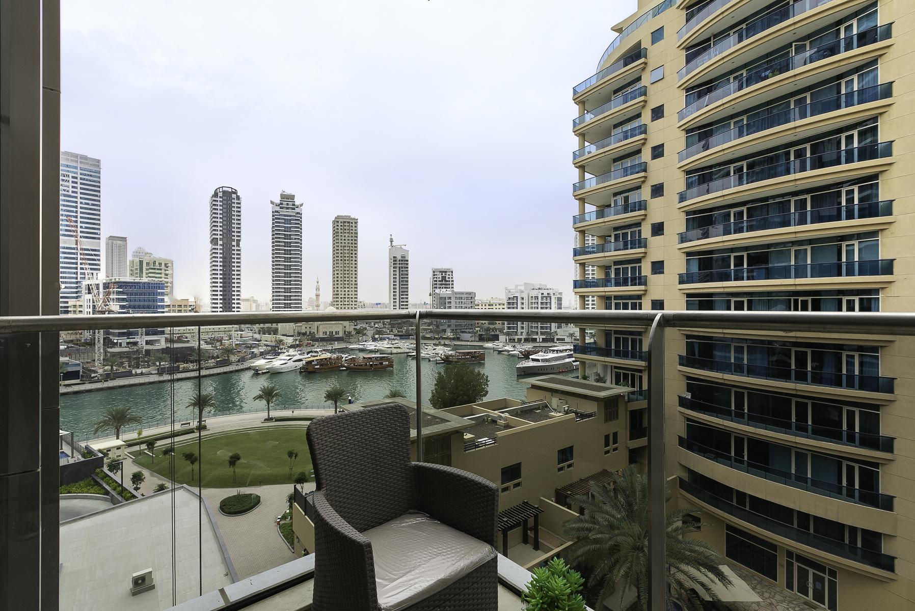 Apartment Brand New Studio Next To Tram   Amazing Marina View   JBR Beach Access  505 photo 20934882