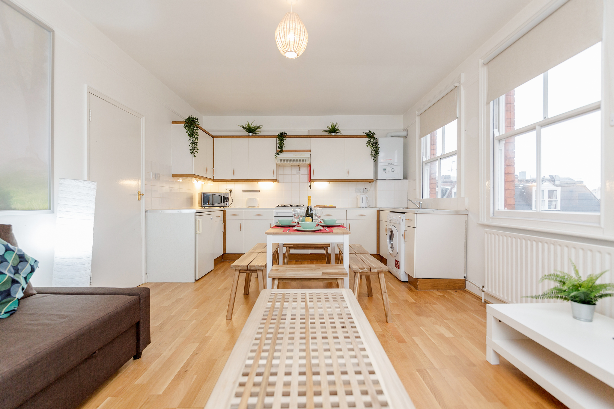 Apartment Contemporary East London Style Apartment in the heart of Brick Lane - one Minute from The Truman Brewery  photo 20035146