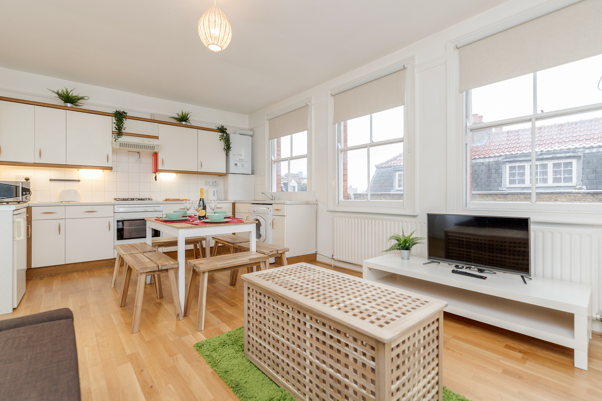 Apartment Contemporary East London Style Apartment in the heart of Brick Lane - one Minute from The Truman Brewery  photo 20466986