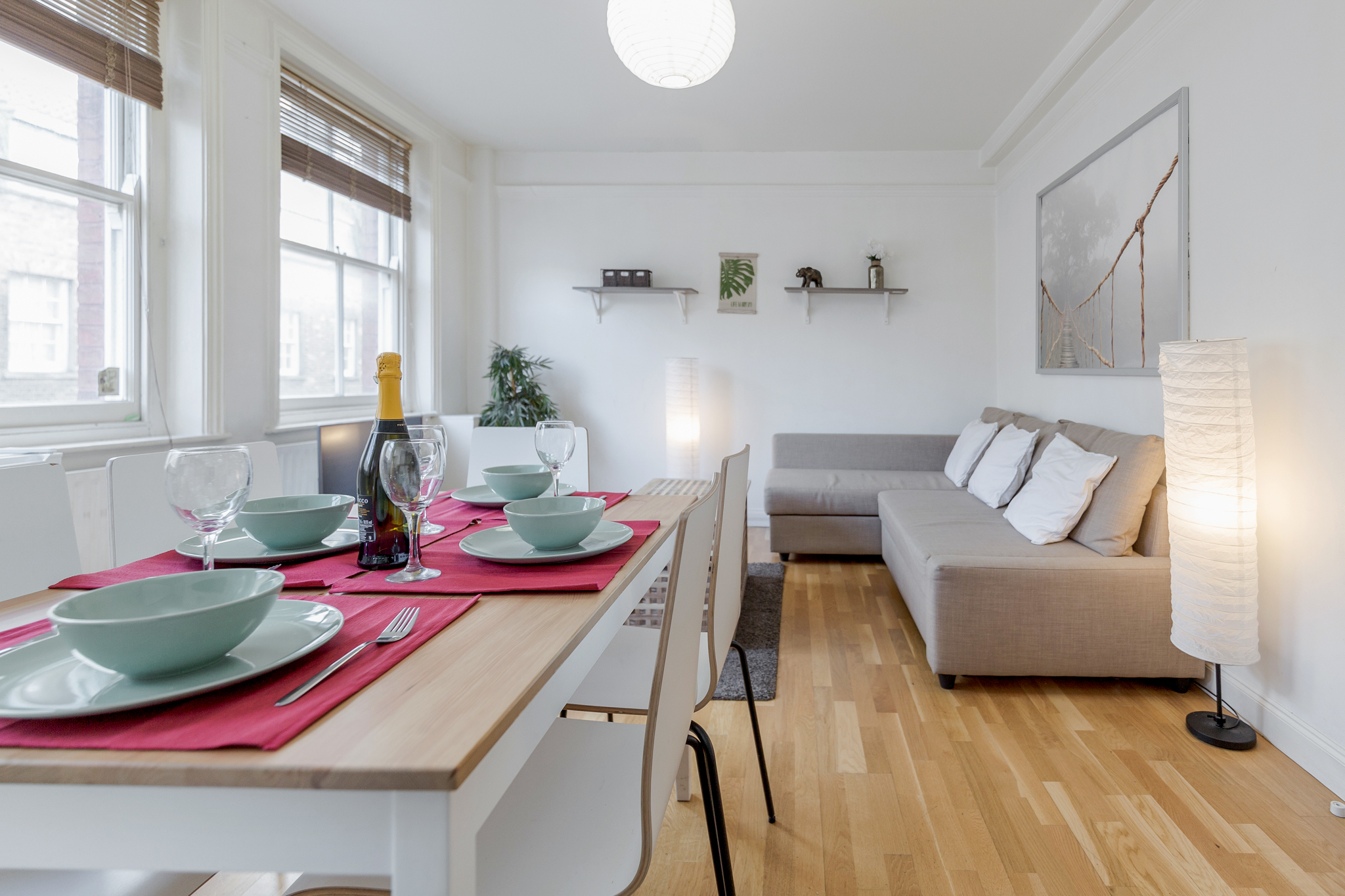 Stylish apartment in the heart of Brick Lane - one Minute from The Truman Brewery  photo 20462265