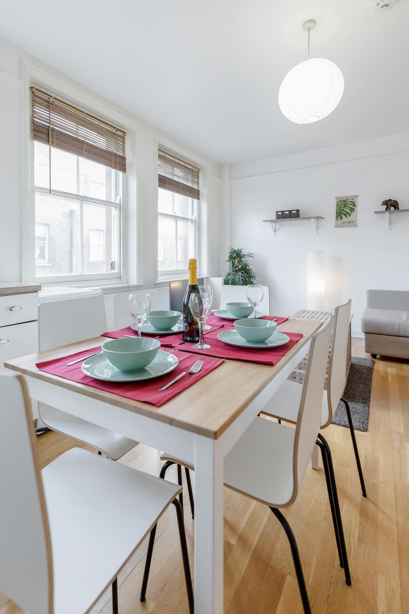 Apartment Stylish apartment in the heart of Brick Lane - one Minute from The Truman Brewery  photo 20315818