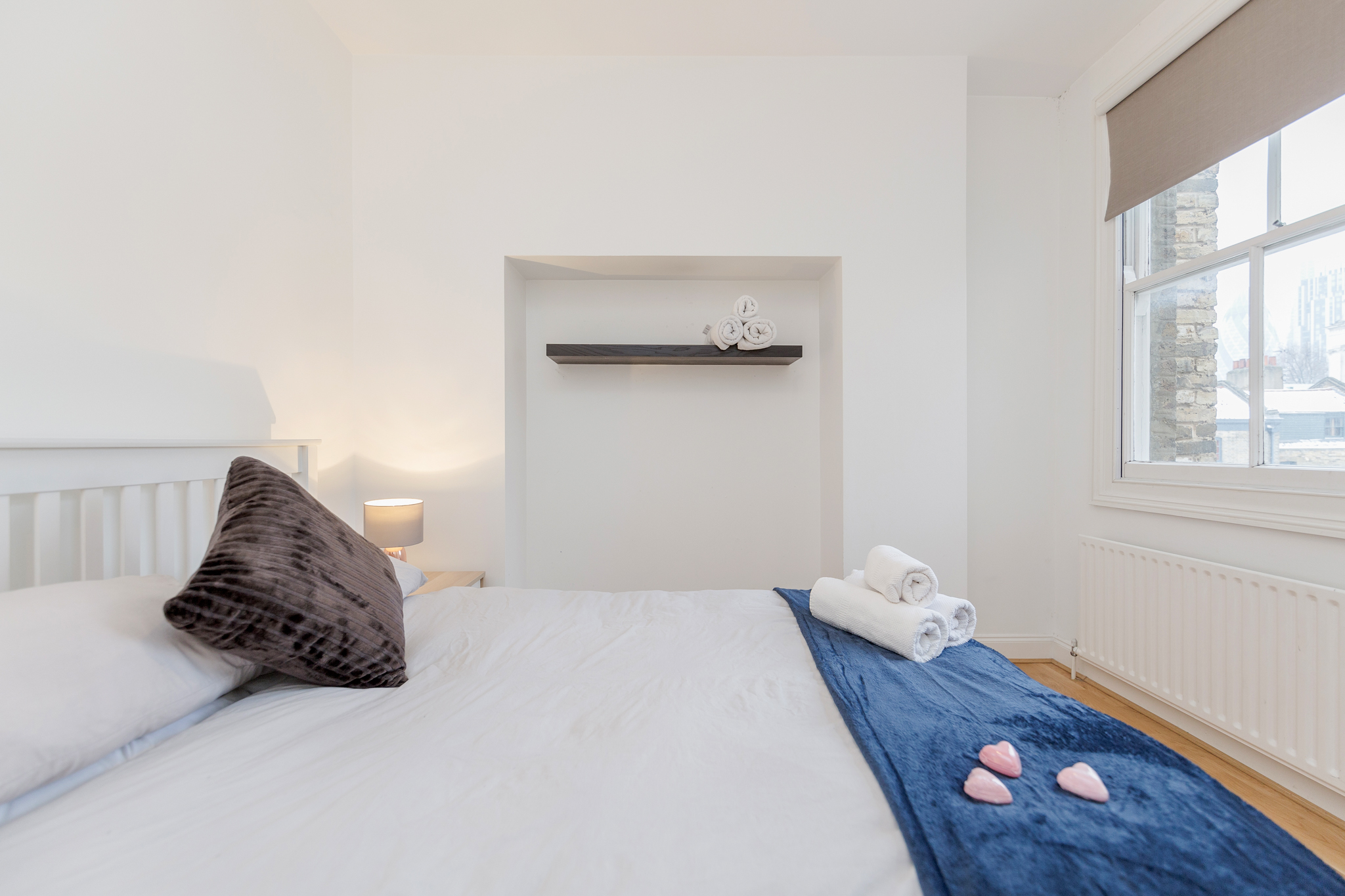 Apartment Stylish apartment in the heart of Brick Lane - one Minute from The Truman Brewery  photo 20462269
