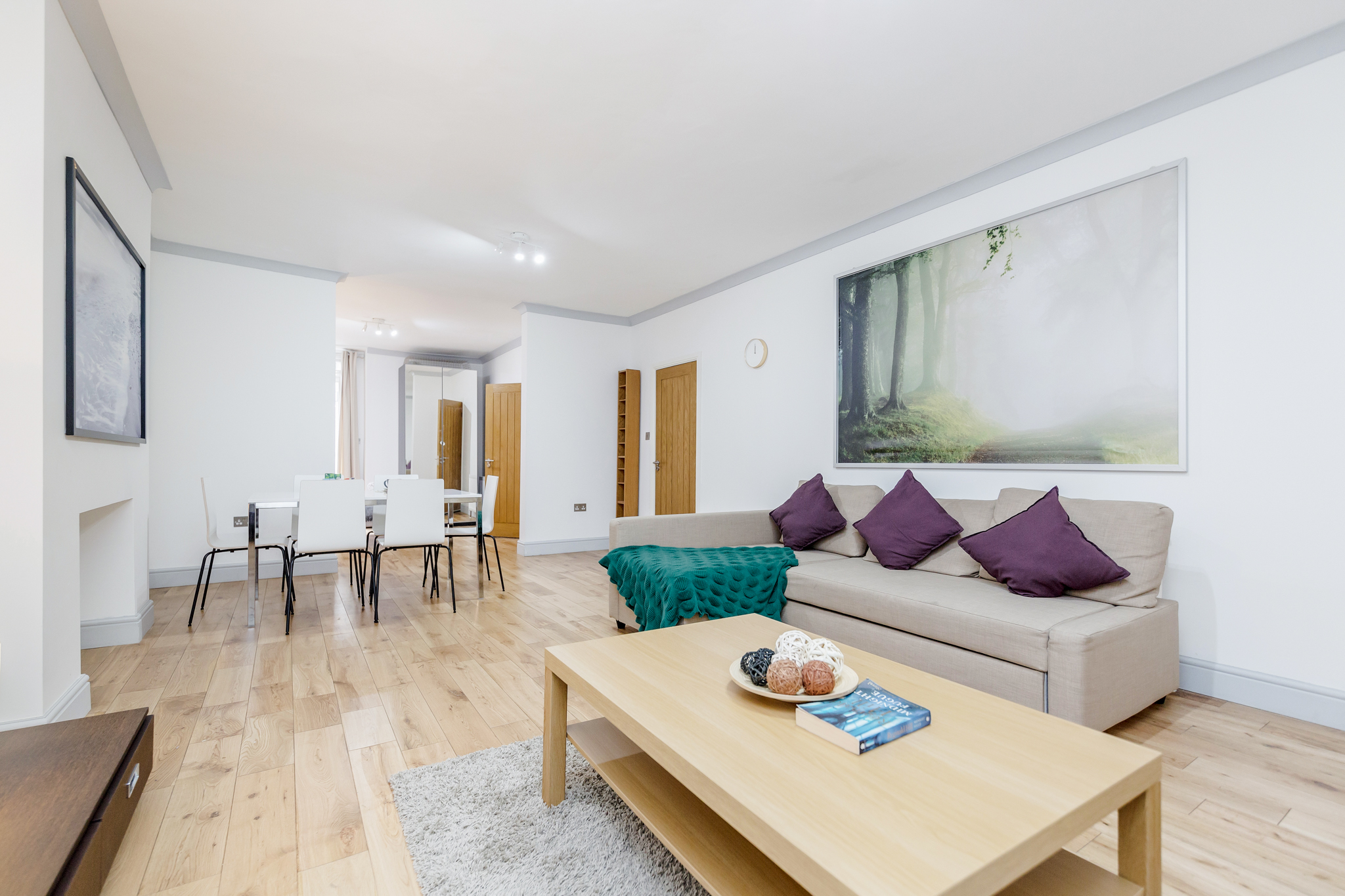Modern Large Apartment in Hammersmith - 5 minutes from the station photo 20166697