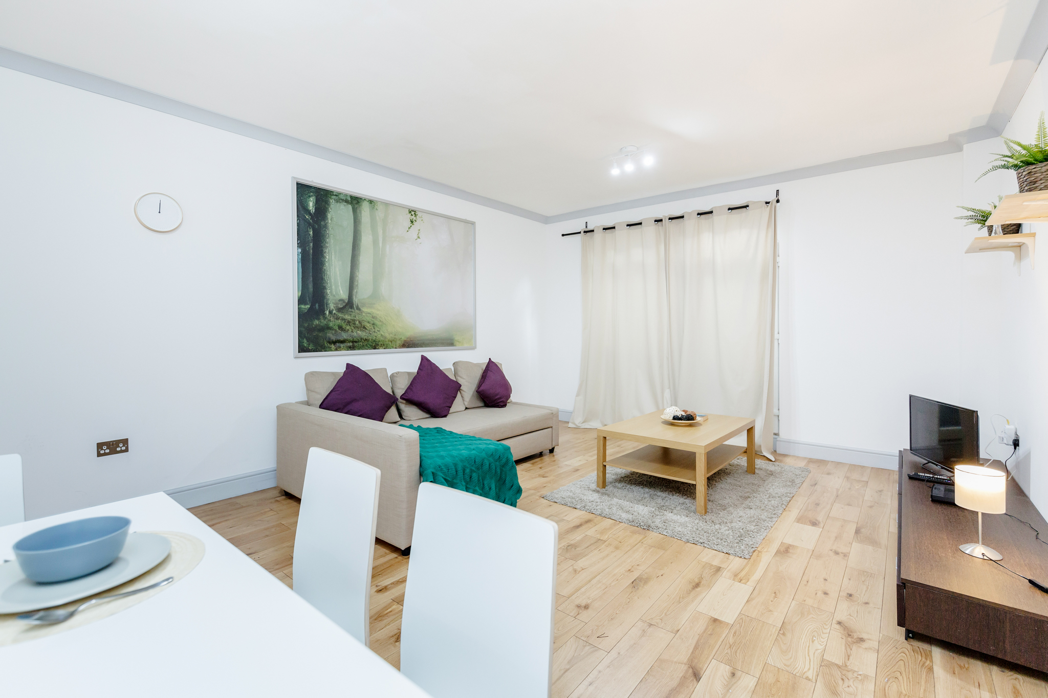 Modern Large Apartment in Hammersmith - 5 minutes from the station photo 20447216
