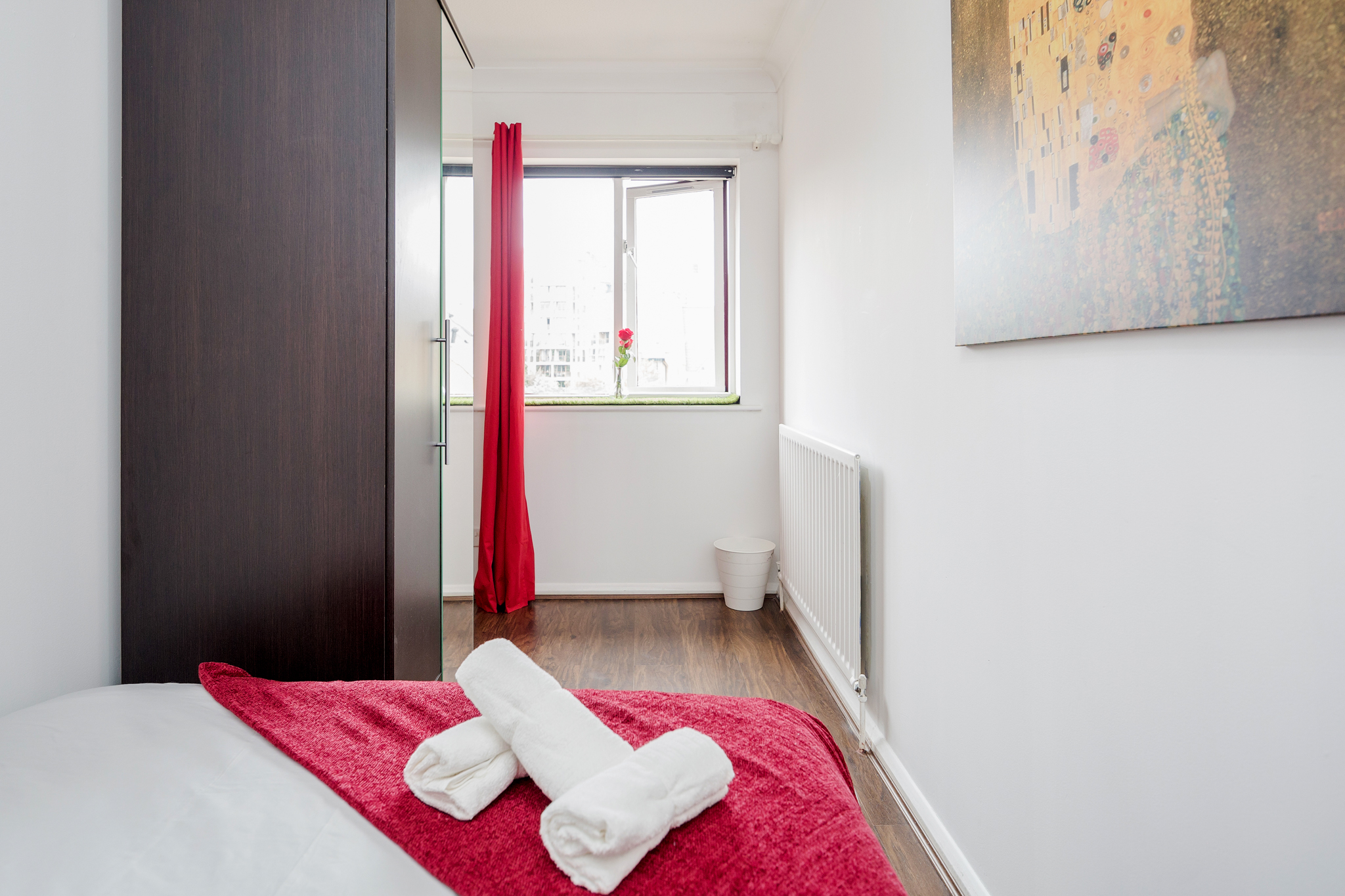 Double room 10 minutes walking from Tower Bridge - (Shared Bathroom) photo 16005074