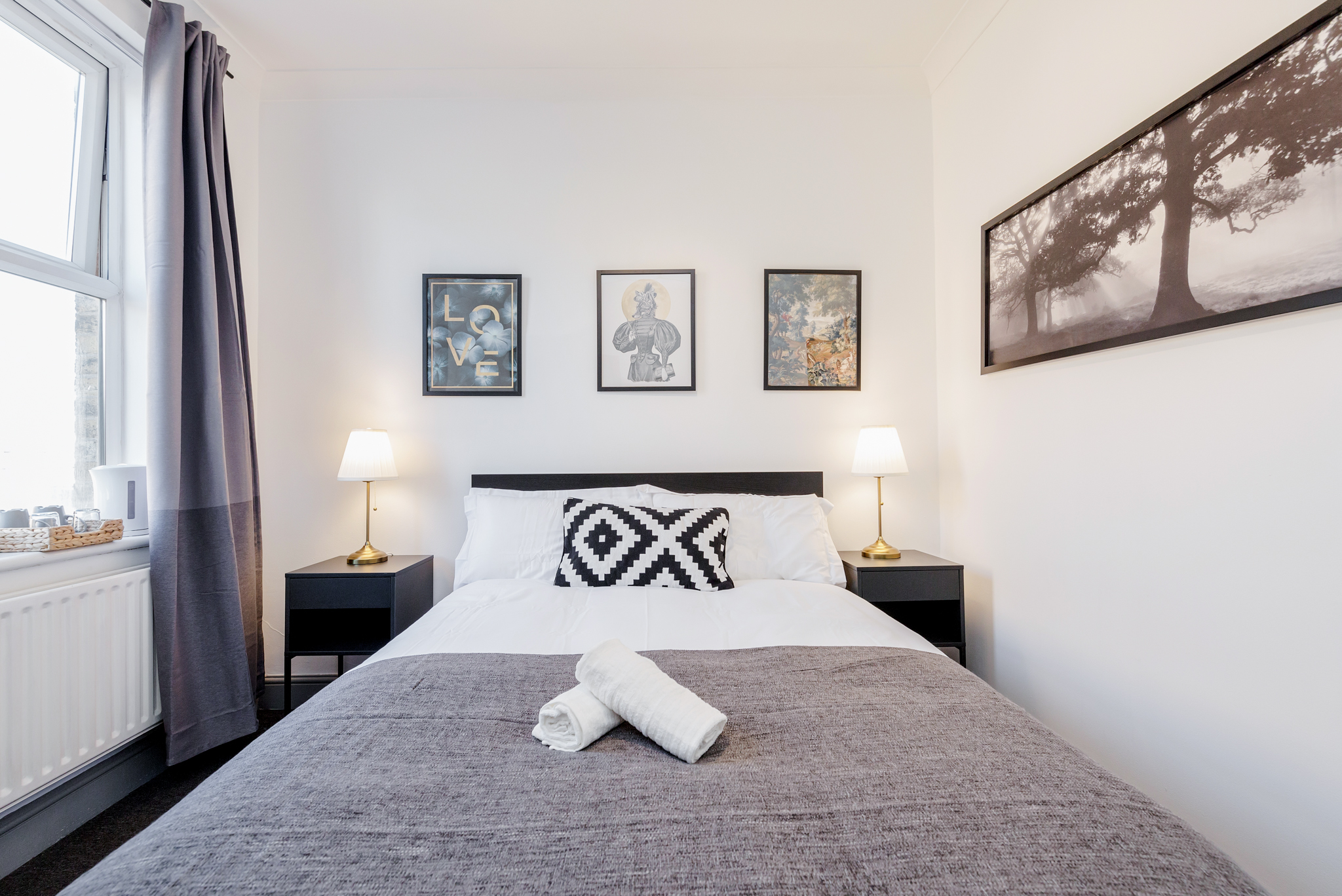 The Dark Room - Double room with private bathroom 10 minutes walk from Aldgate photo 13857837