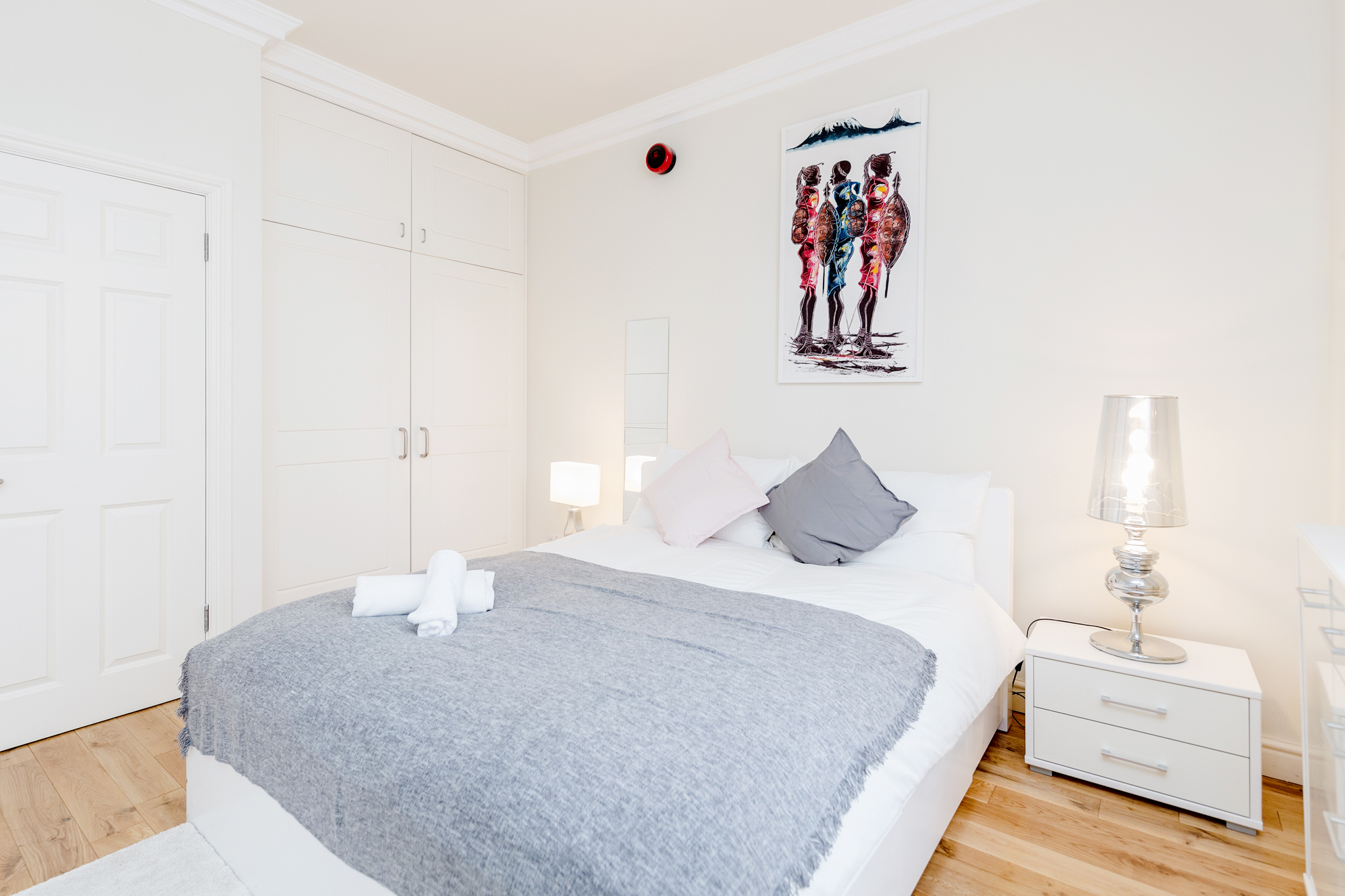 Apartment Beautiful cosy one bedroom apartment close to Liverpool Street photo 20464850