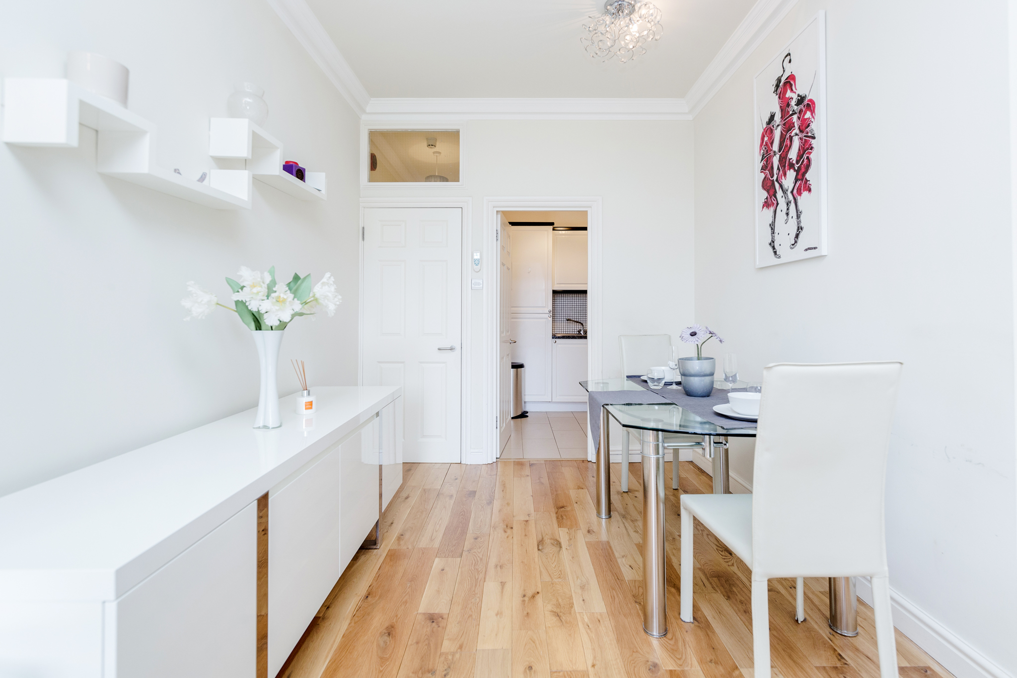 Apartment Beautiful cosy one bedroom apartment close to Liverpool Street photo 20464846