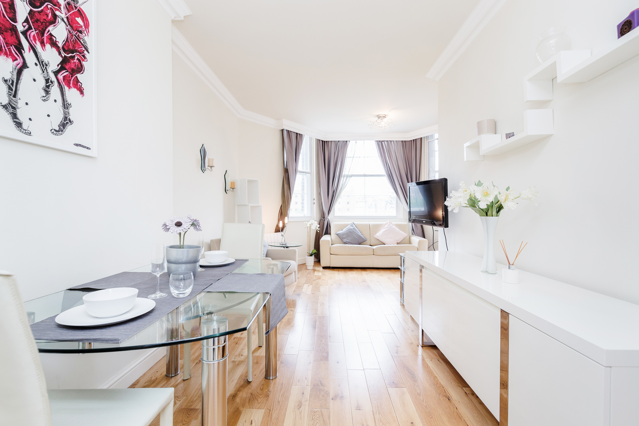 Beautiful cosy one bedroom apartment close to Liverpool Street photo 20464844