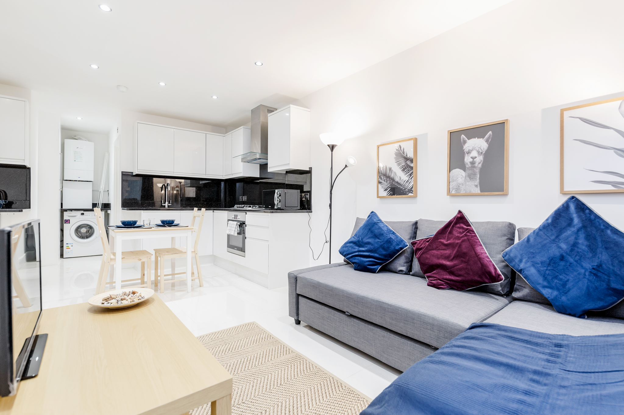 Apartment Stunning 1 bedroom flat with private garden minutes away from Tower Bridge photo 20466665