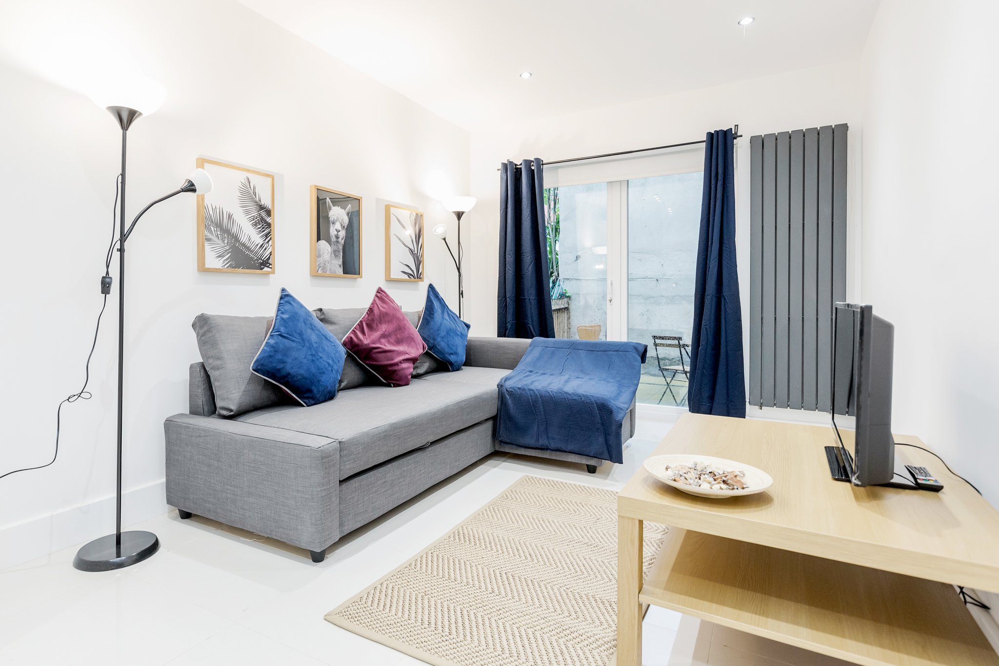 Stunning 1 bedroom flat with private garden minutes away from Tower Bridge photo 20034684