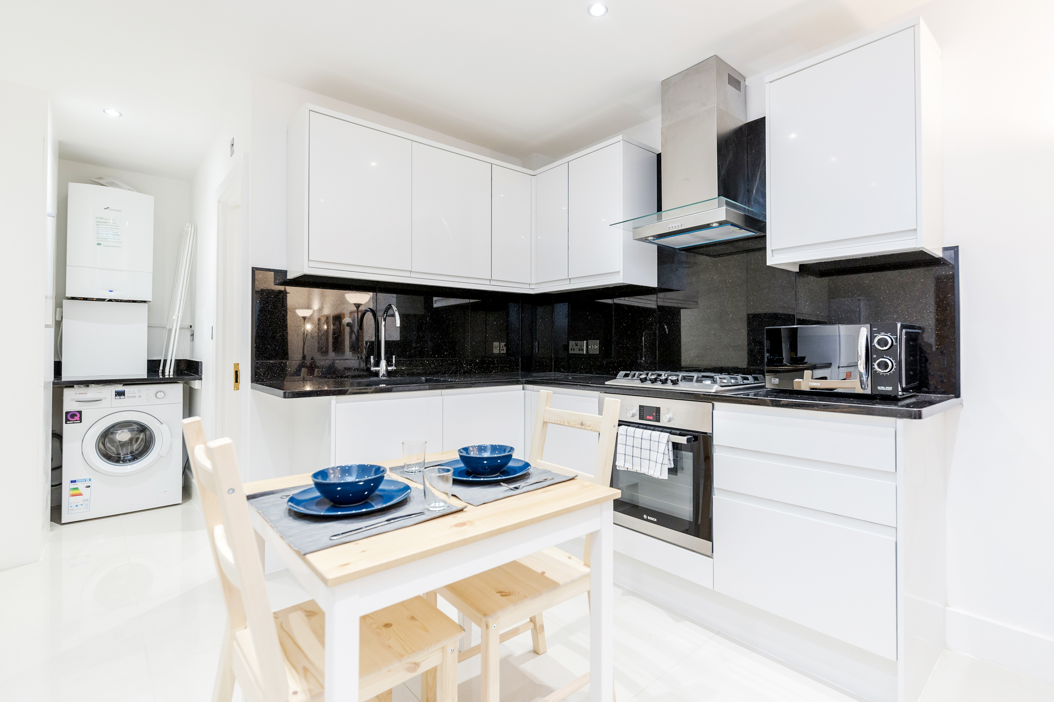 Stunning 1 bedroom flat with private garden minutes away from Tower Bridge photo 20466669