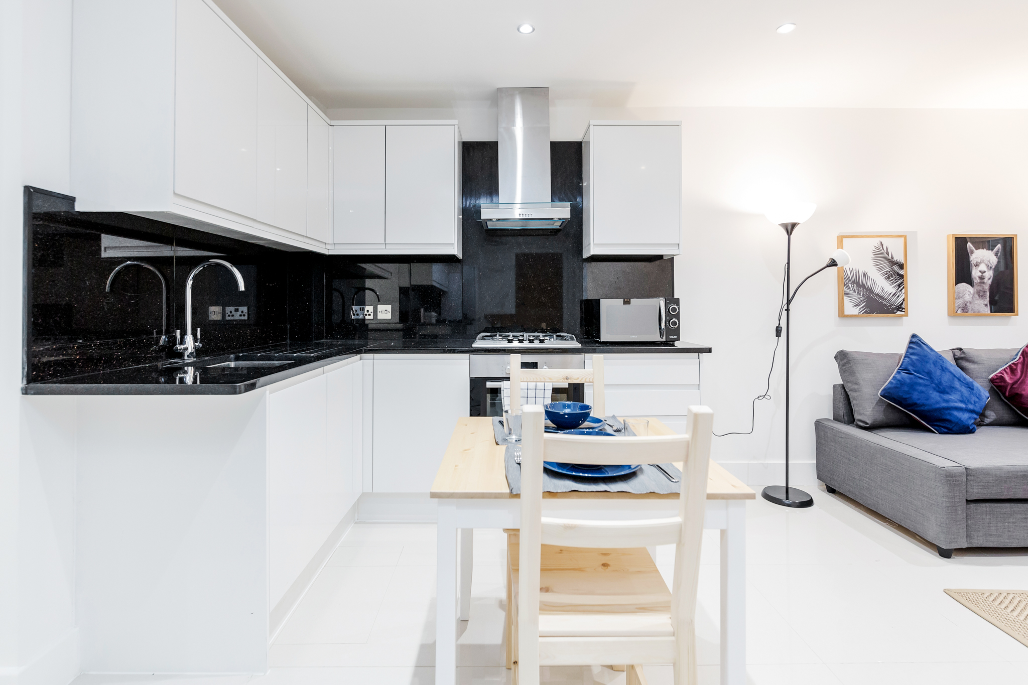 Stunning 1 bedroom flat with private garden minutes away from Tower Bridge photo 20466671
