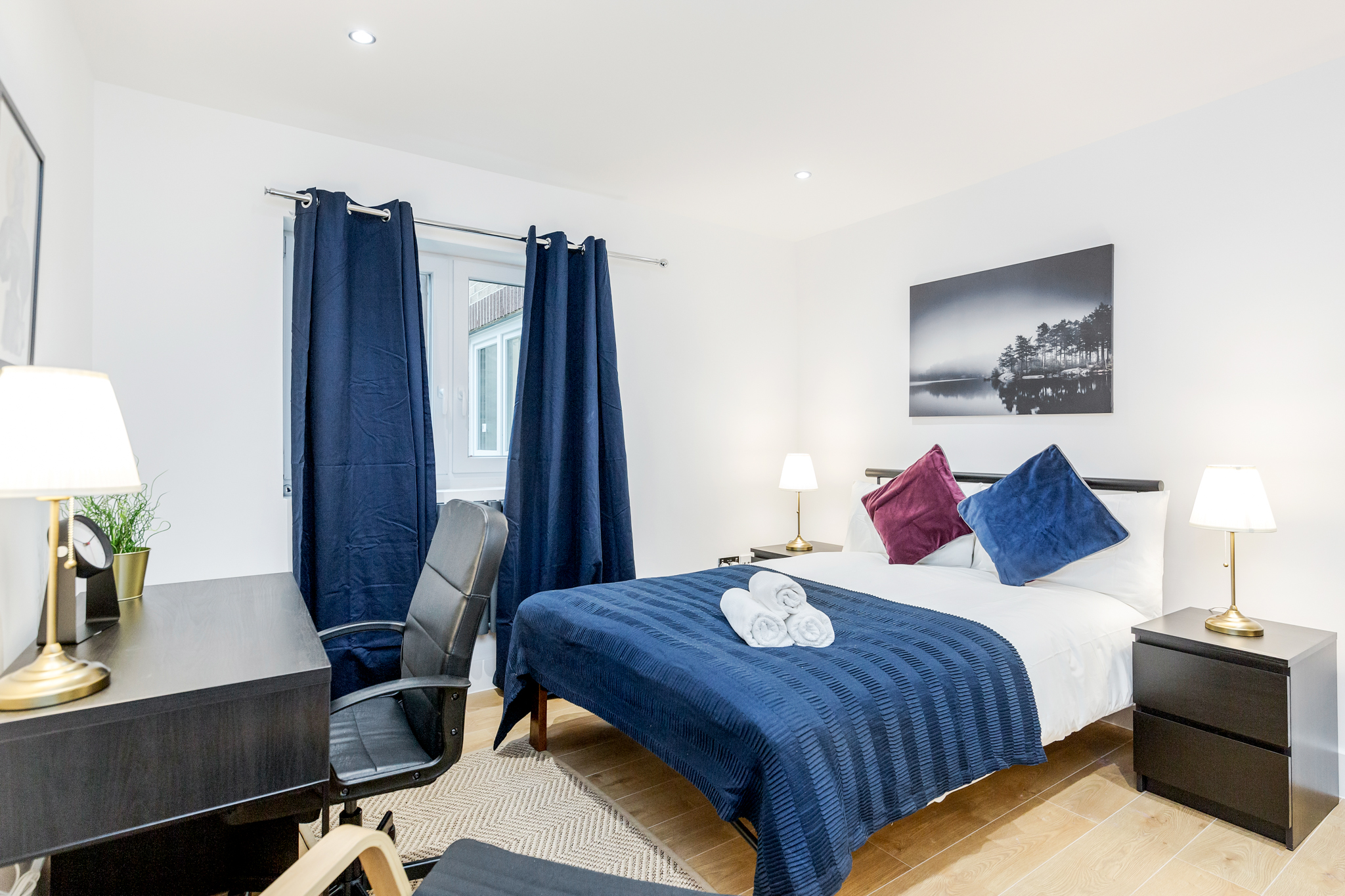 Stunning 1 bedroom flat with private garden minutes away from Tower Bridge photo 20466675