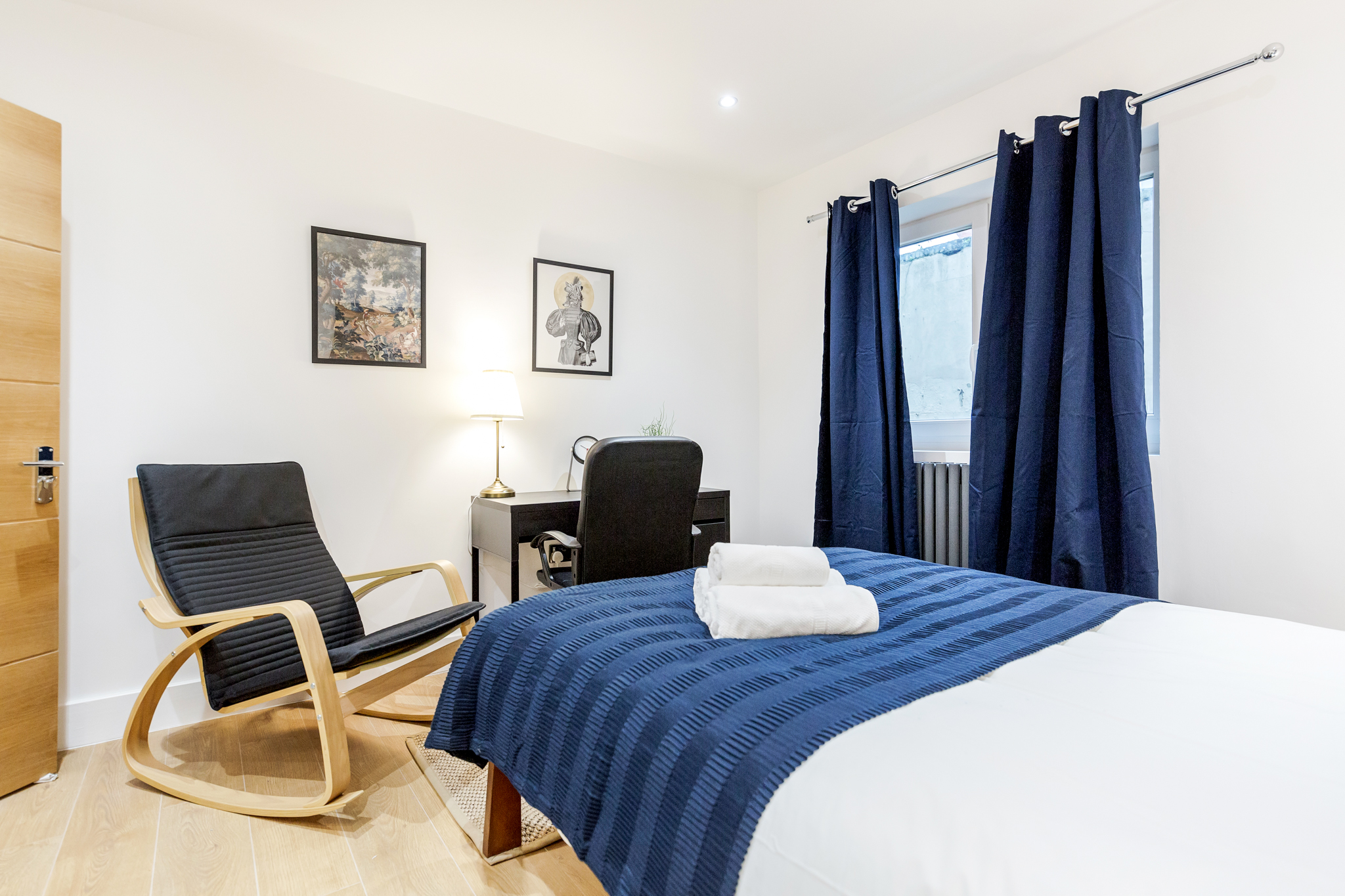 Apartment Stunning 1 bedroom flat with private garden minutes away from Tower Bridge photo 20323752