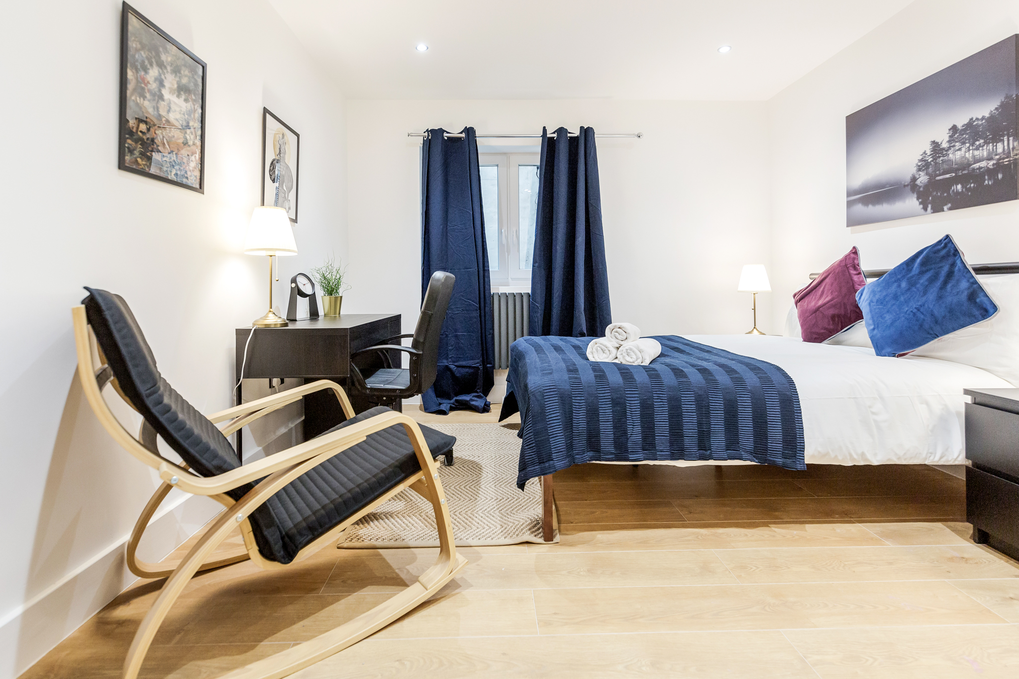 Apartment Stunning 1 bedroom flat with private garden minutes away from Tower Bridge photo 20323754