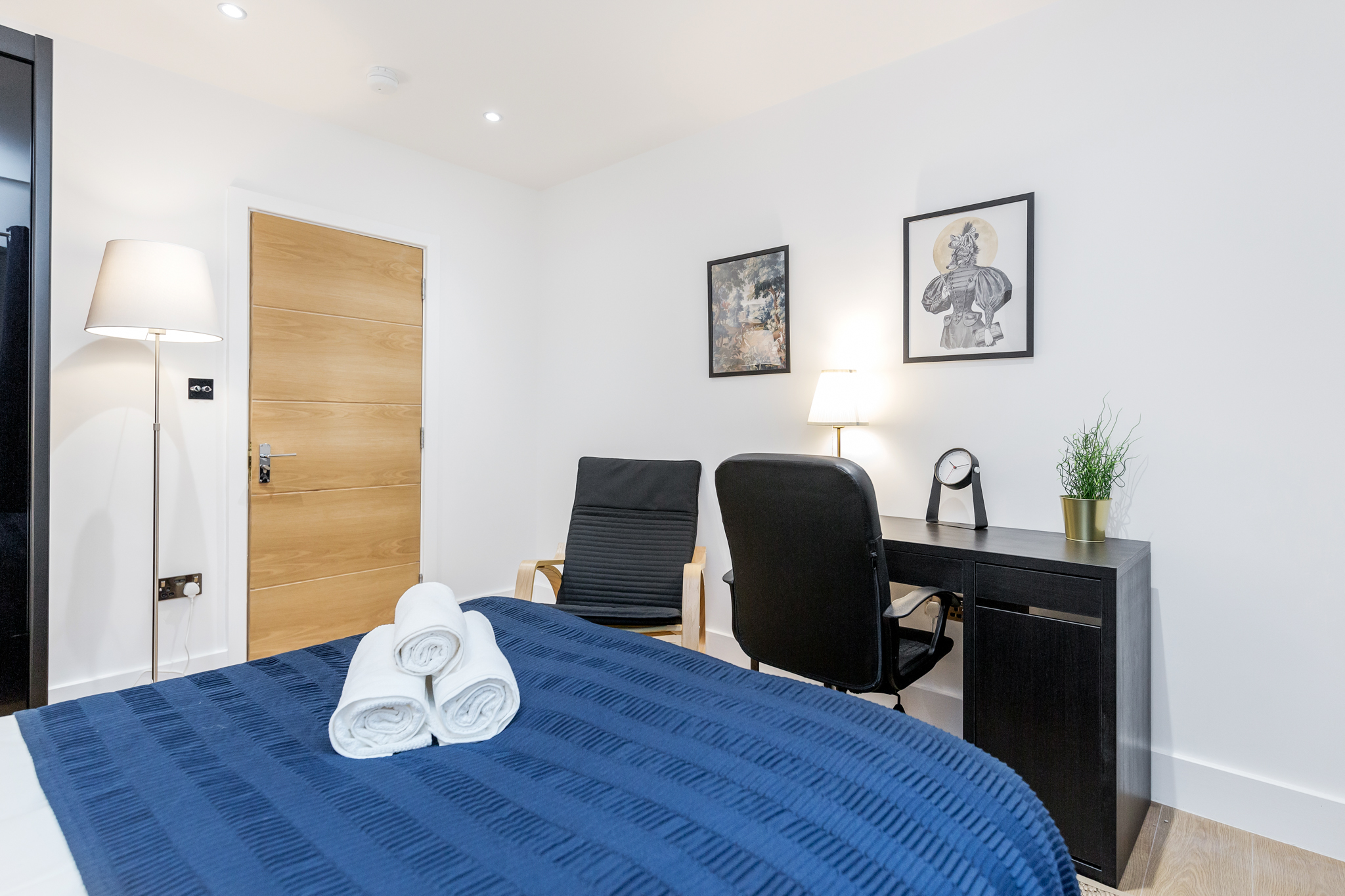 Apartment Stunning 1 bedroom flat with private garden minutes away from Tower Bridge photo 20237806