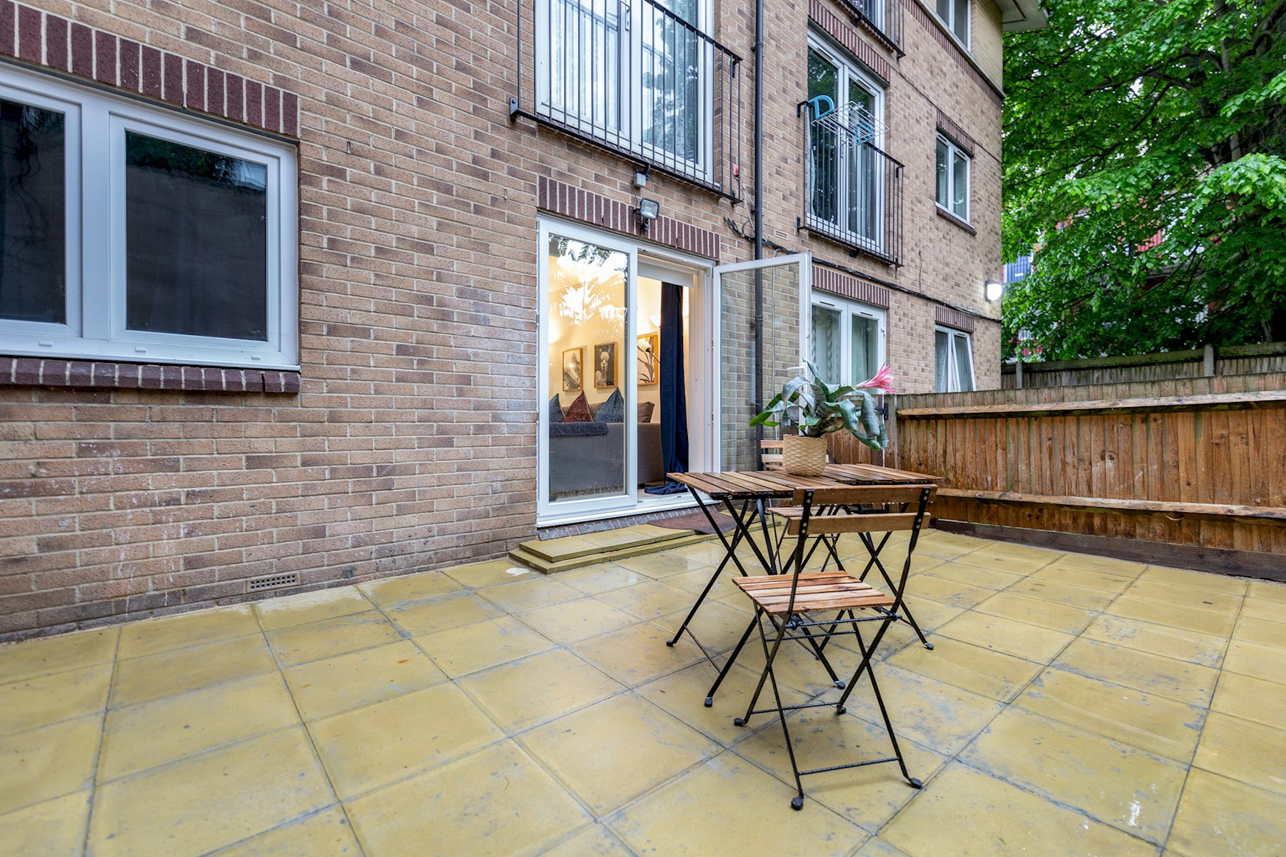 Apartment Stunning 1 bedroom flat with private garden minutes away from Tower Bridge photo 20466679