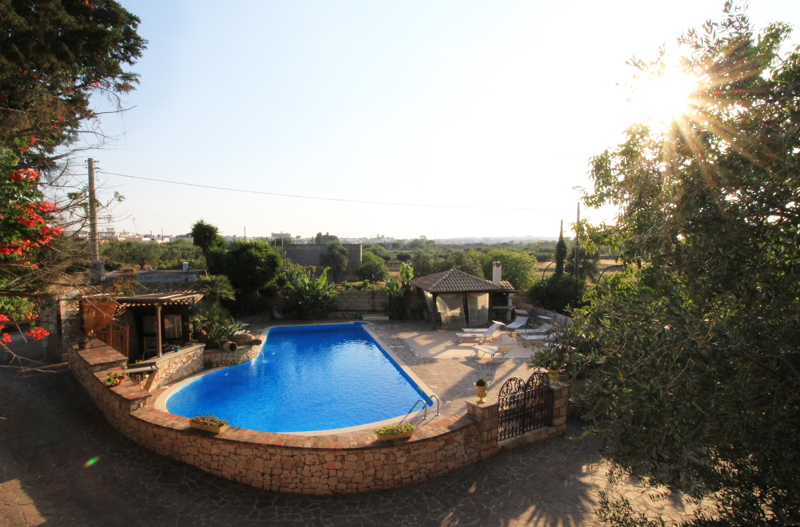 Apartment Merlo Trullo con piscina photo 20369924
