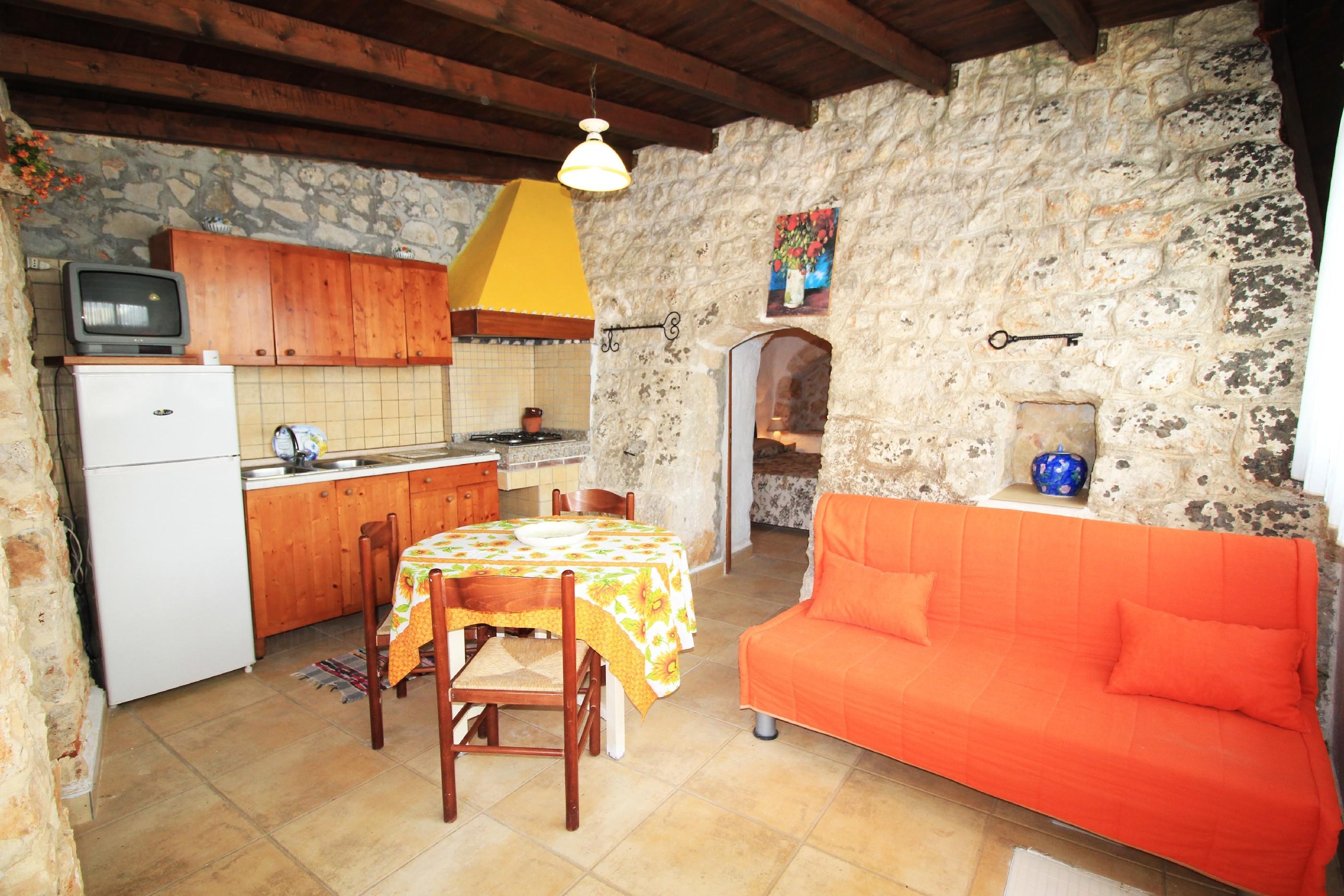 Apartment Merlo Trullo con piscina photo 20369944