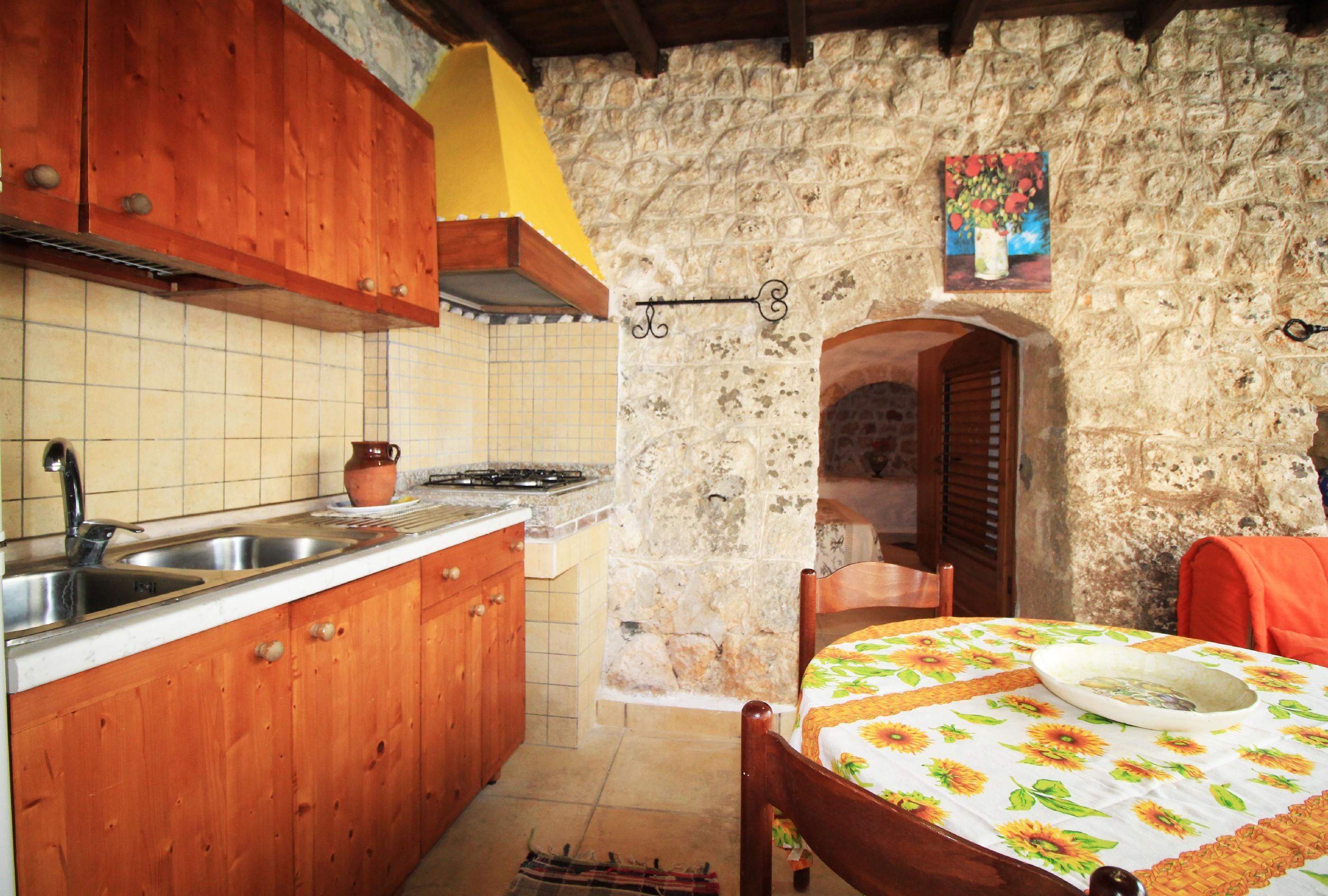 Apartment Merlo Trullo con piscina photo 20256372
