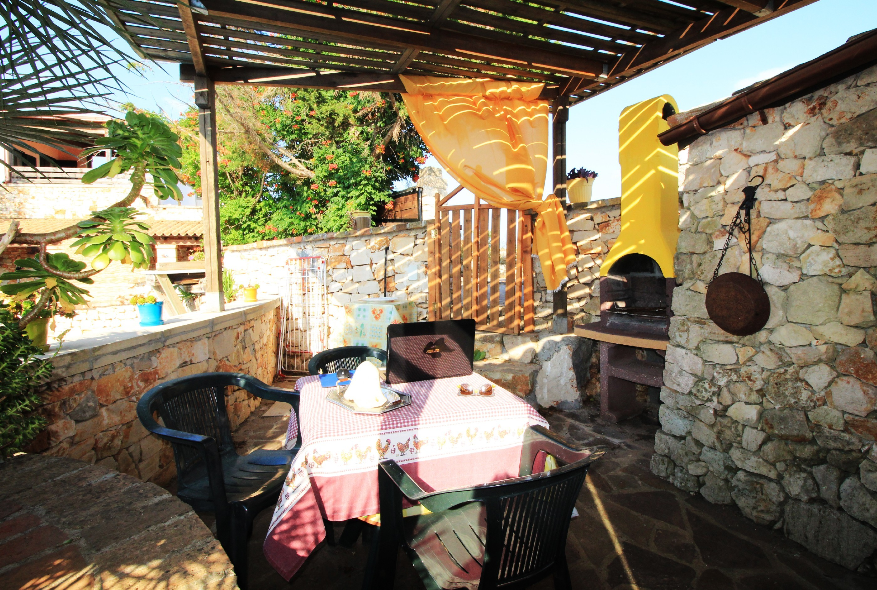 Apartment Merlo Trullo con piscina photo 20369940