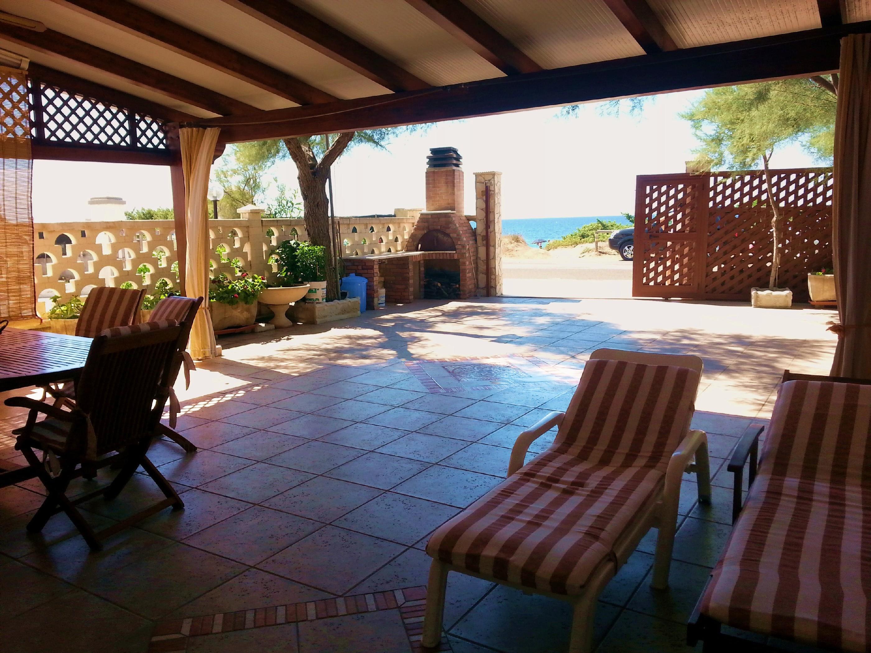 Apartment I Monaci front beach Specchiarica photo 20078550