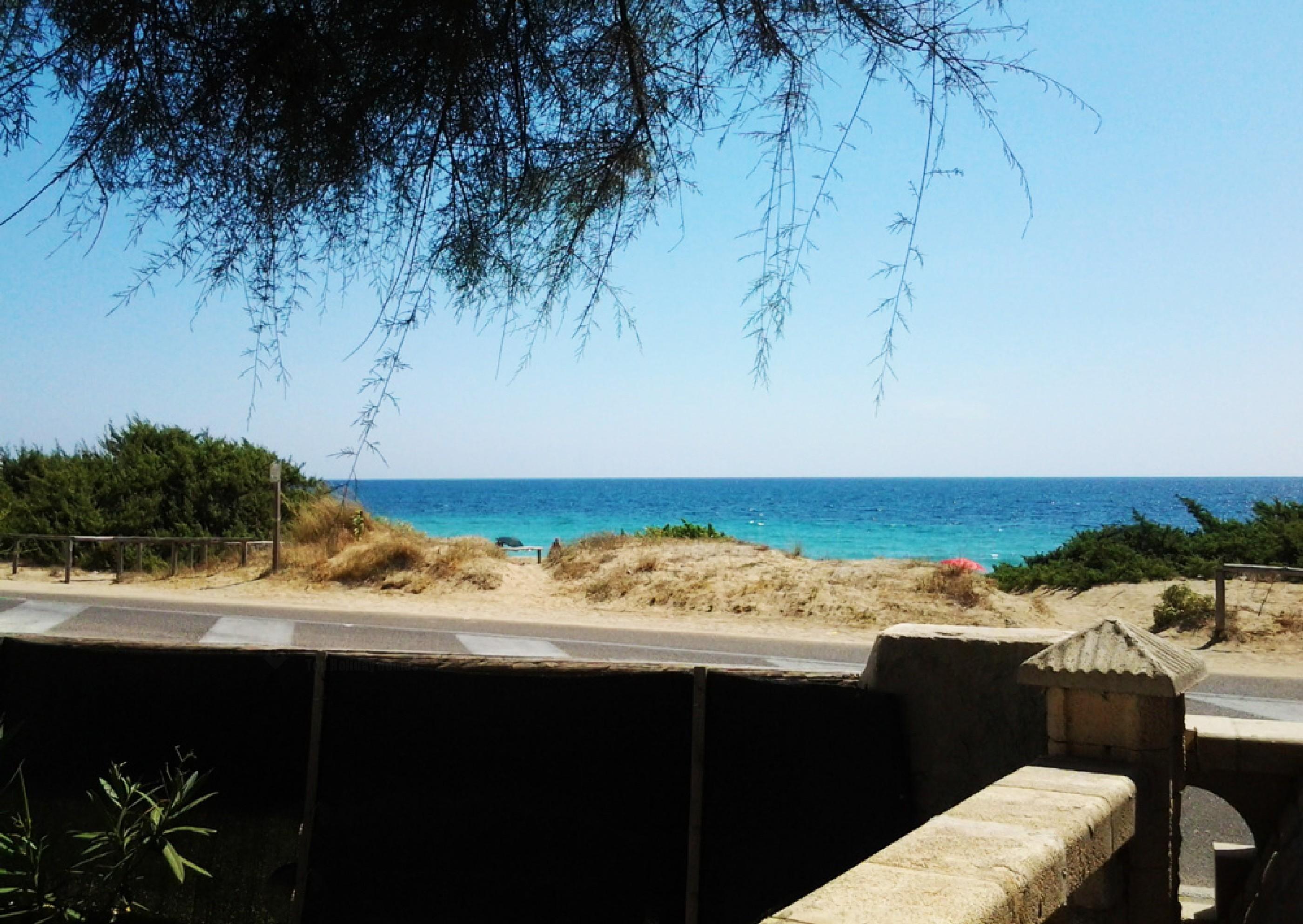 I Monaci front beach Specchiarica photo 22455900