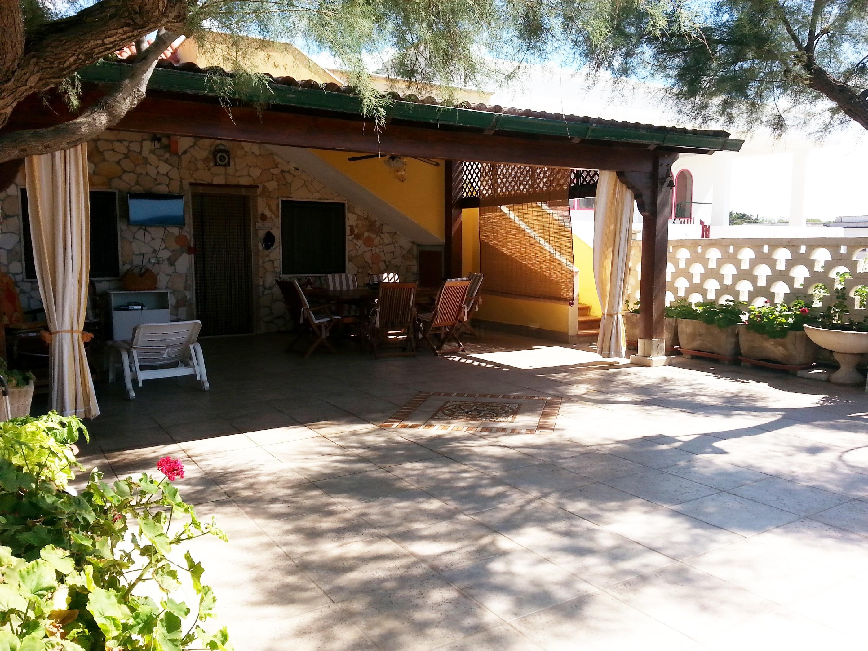 I Monaci front beach Specchiarica photo 22455905