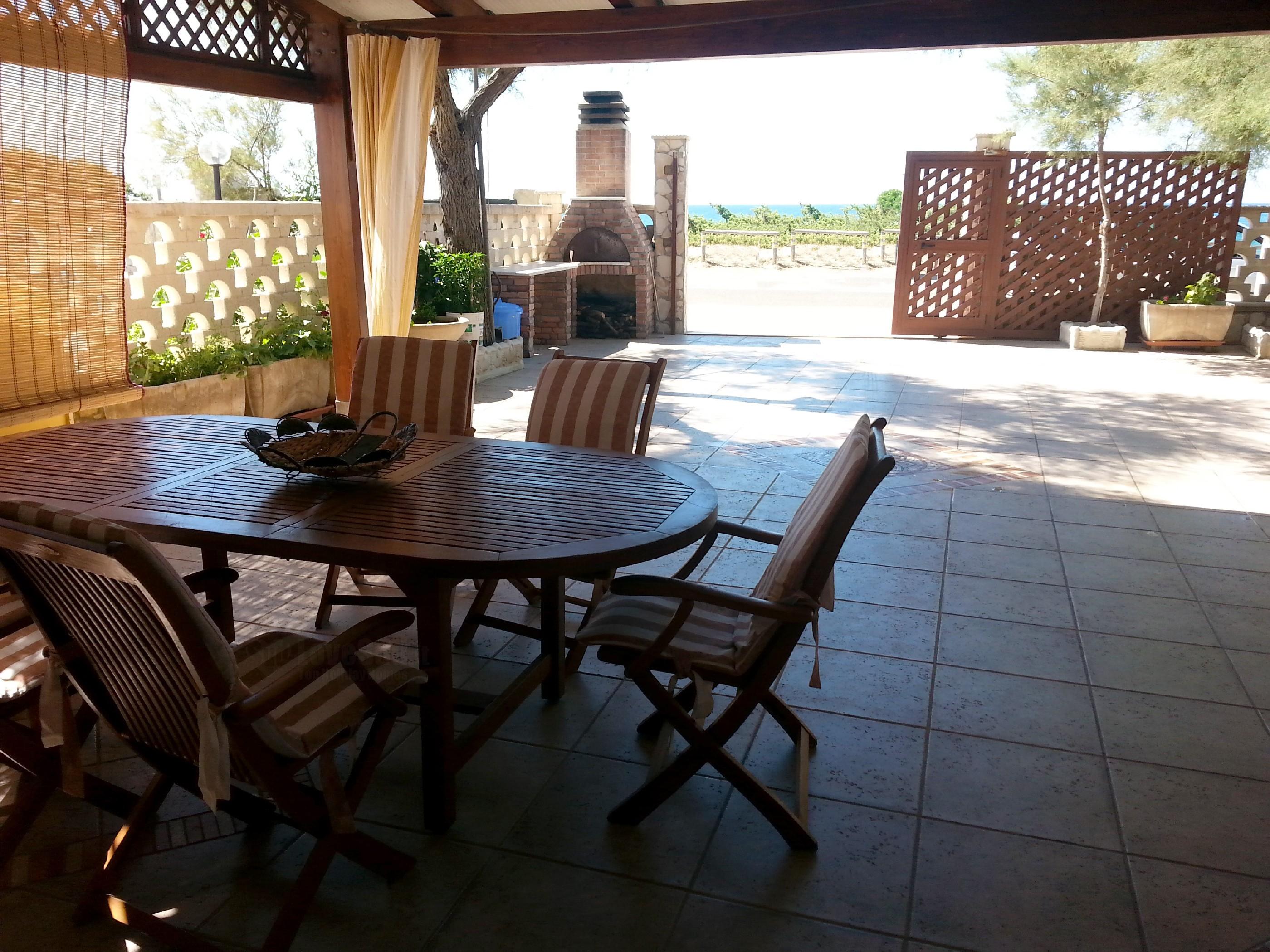 Apartment I Monaci front beach Specchiarica photo 22455910